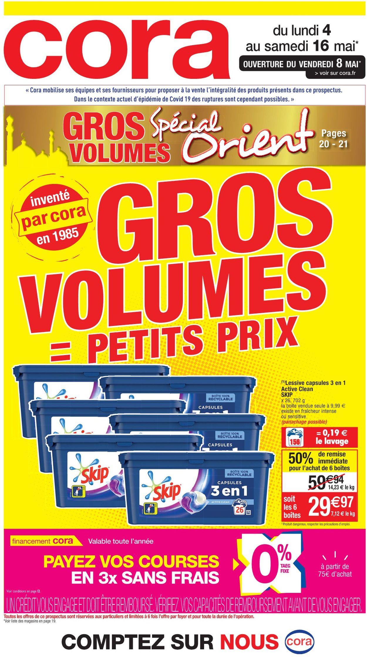 Cora Catalogue - 04.05-16.05.2020