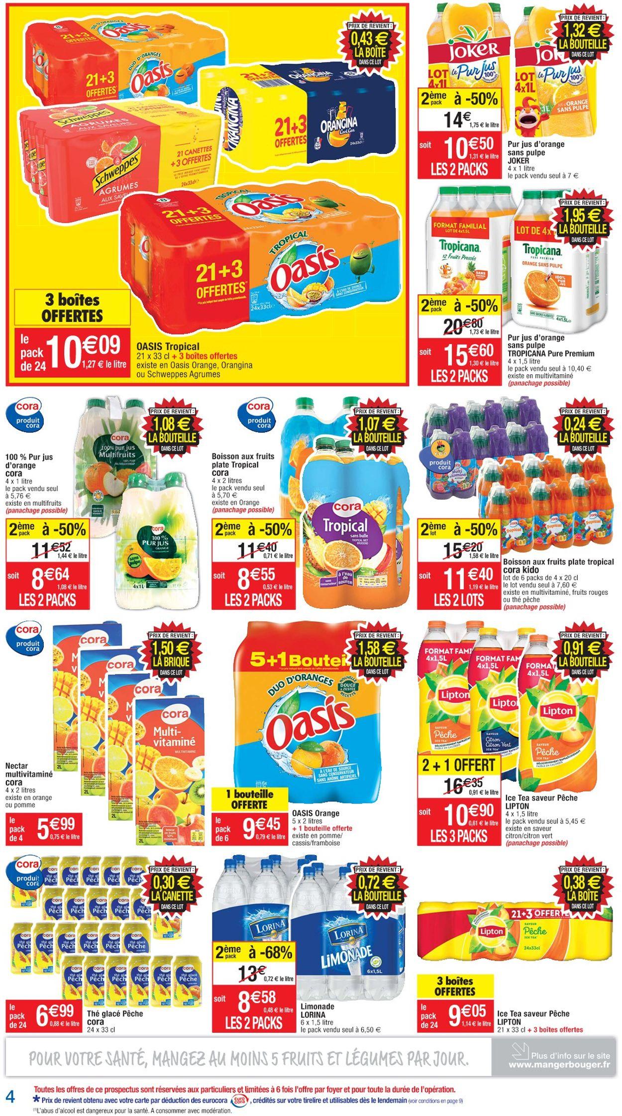 Cora Catalogue - 04.05-16.05.2020 (Page 4)