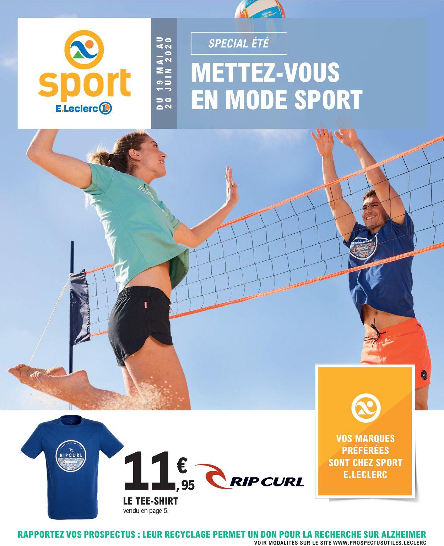 E.leclerc Catalogue - 19.05-20.06.2020