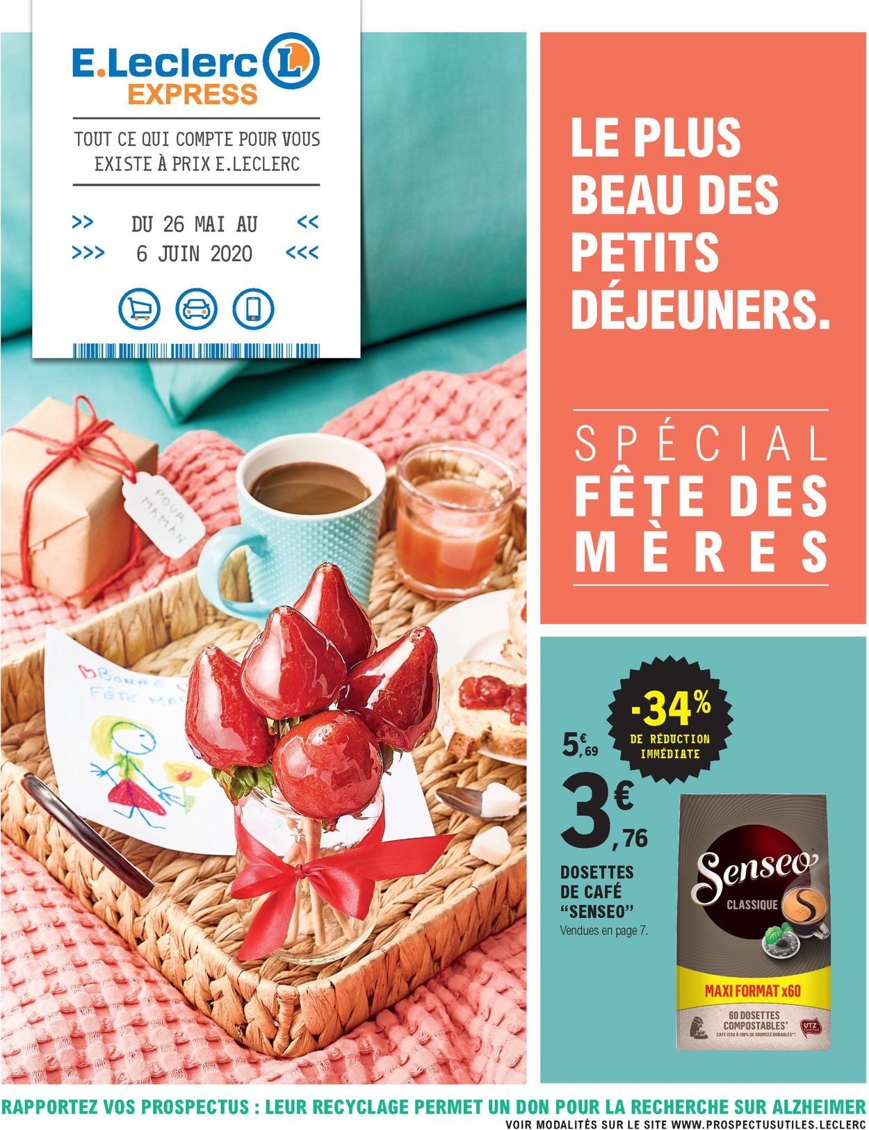 E.leclerc Catalogue - 26.05-06.06.2020