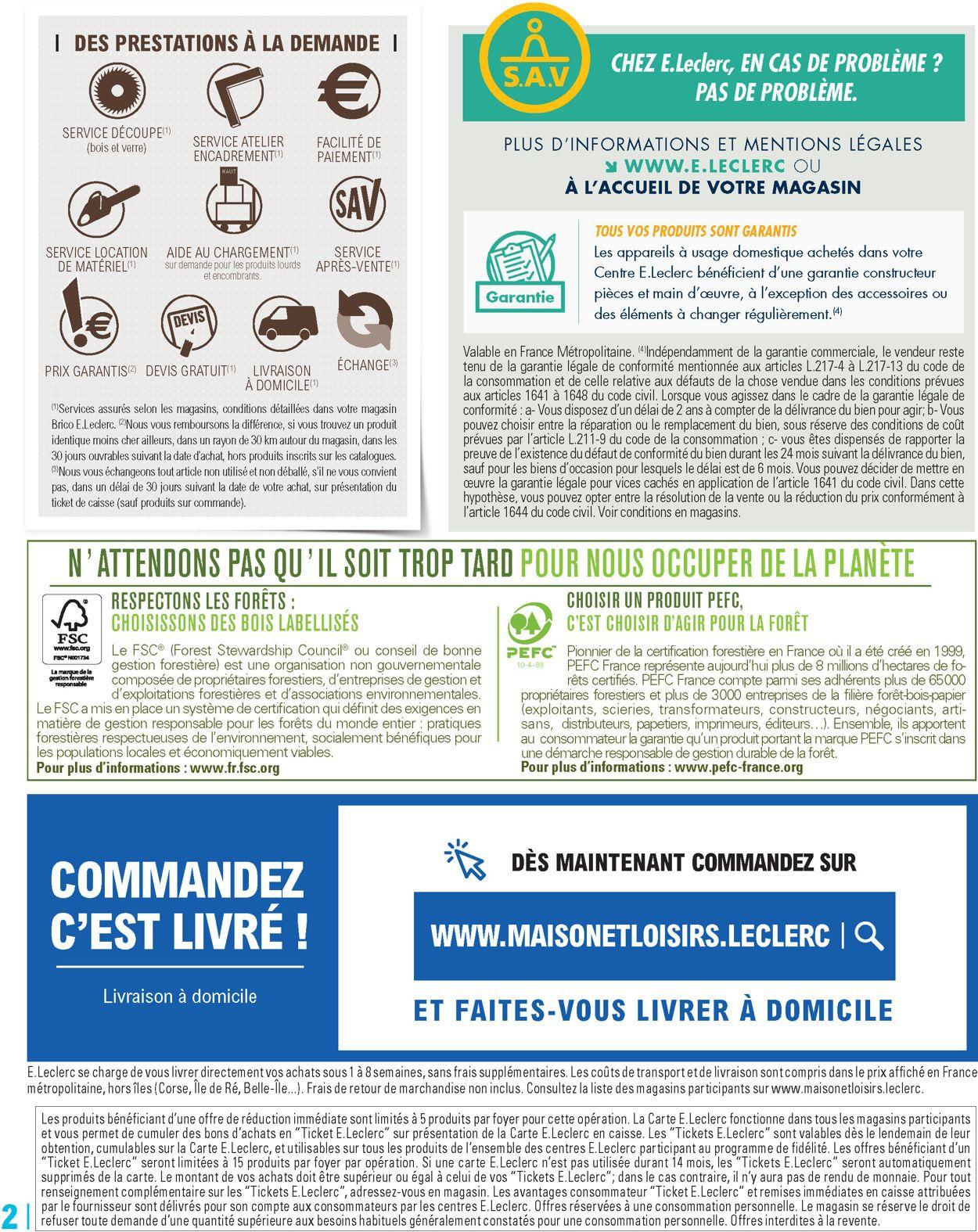 E.leclerc Catalogue - 30.06-18.07.2020 (Page 2)