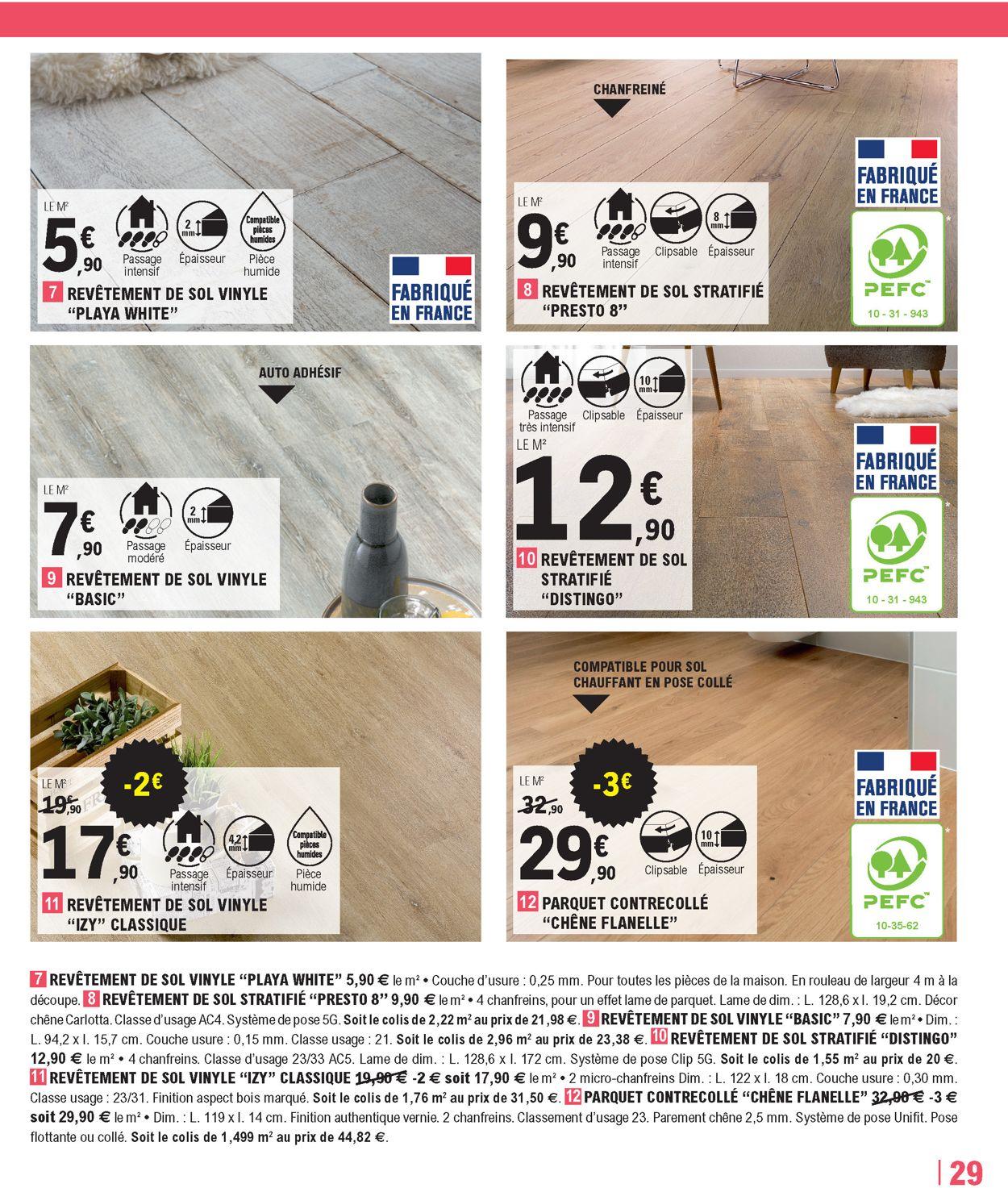 E.leclerc Catalogue - 30.06-18.07.2020 (Page 29)