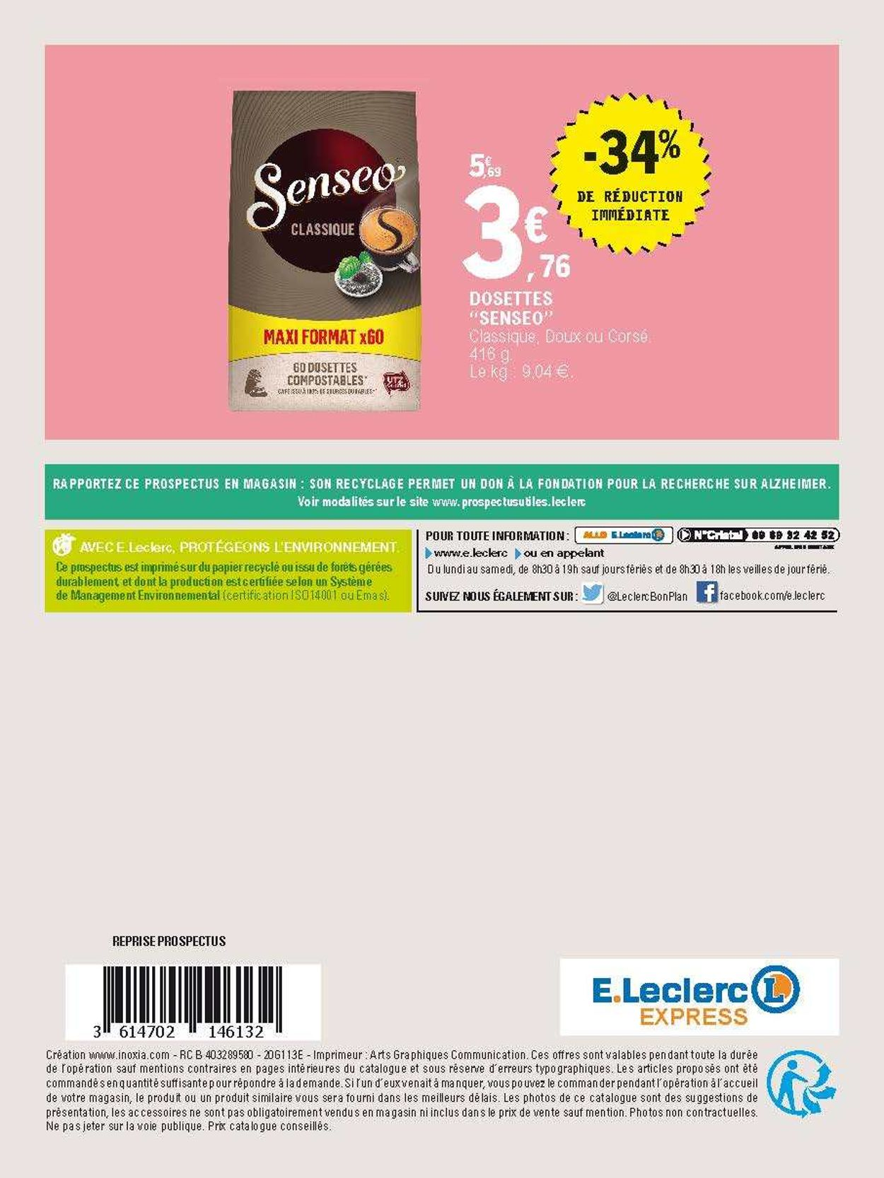 E.leclerc Catalogue - 30.06-11.07.2020 (Page 12)