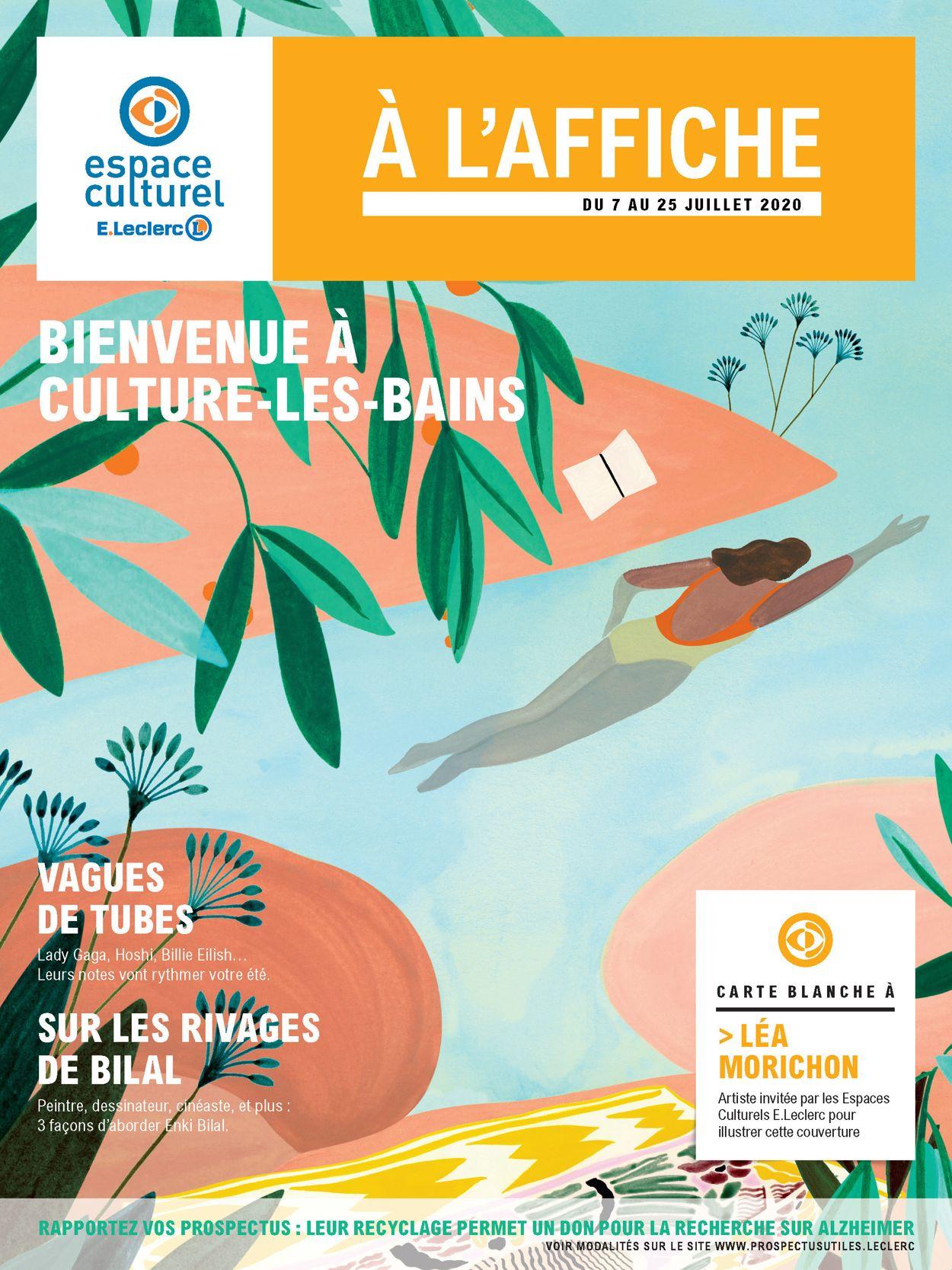 E.leclerc Catalogue - 07.07-25.07.2020