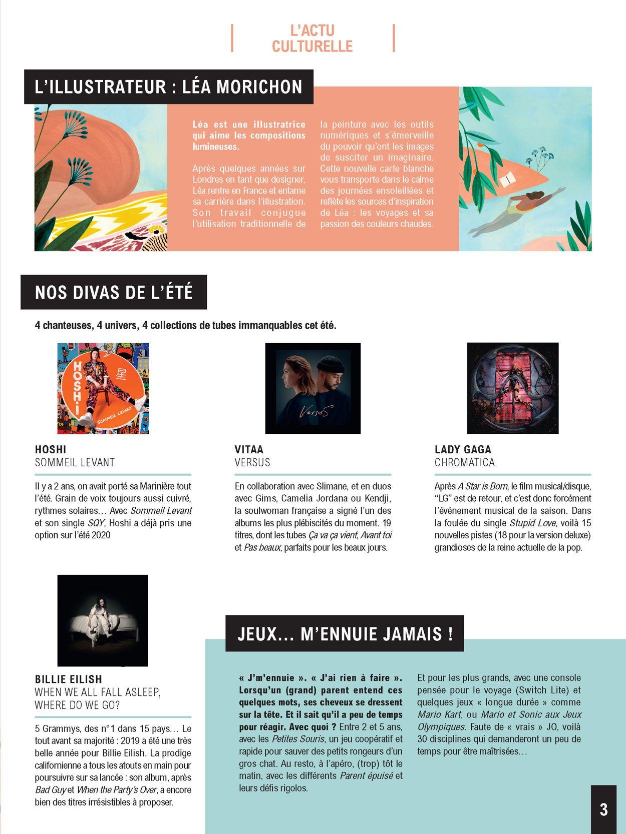 E.leclerc Catalogue - 07.07-25.07.2020 (Page 3)