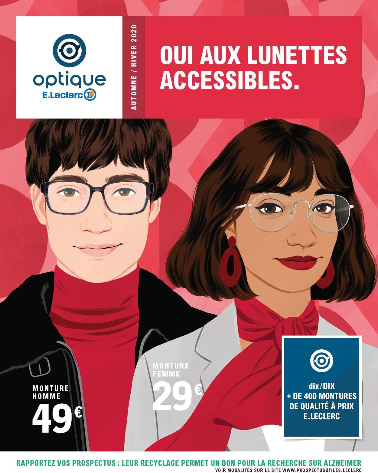 E.leclerc Catalogue - 25.08-20.02.2021