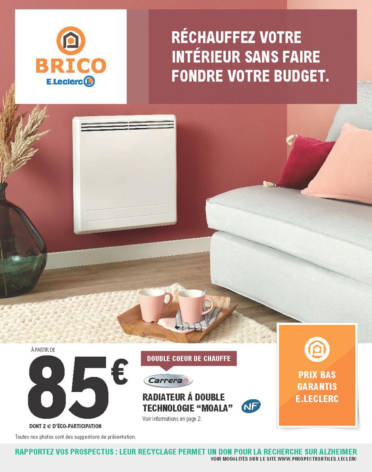 E.leclerc Catalogue - 01.09-19.09.2020
