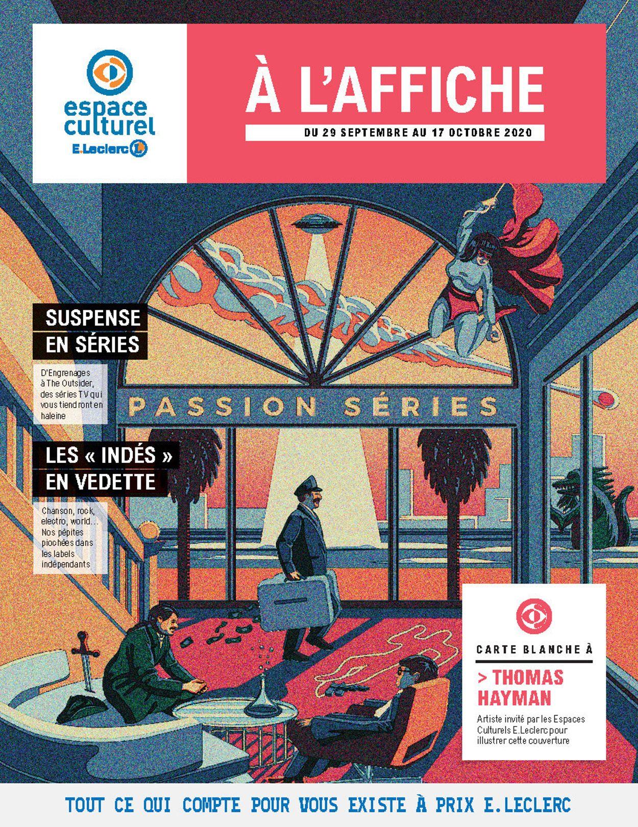 E.leclerc Catalogue - 29.09-17.10.2020