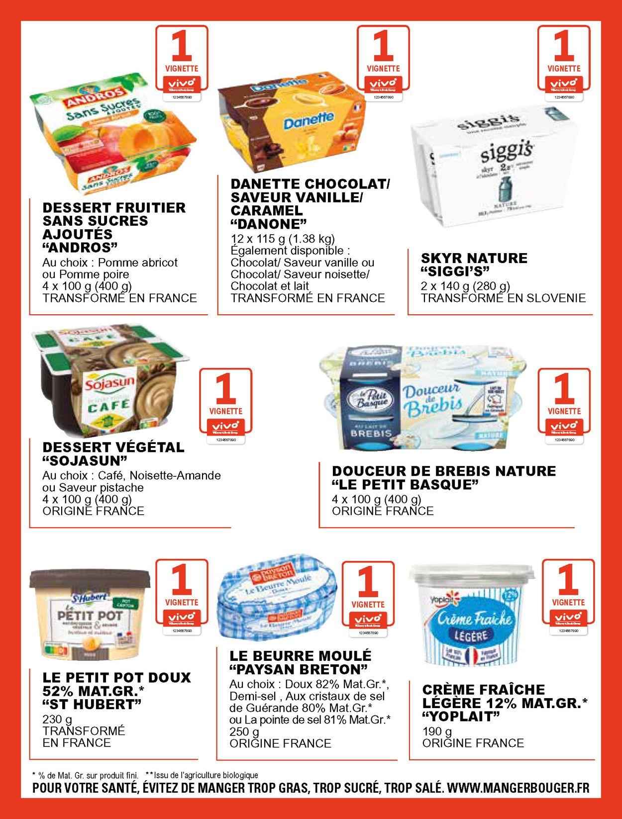 E.leclerc Catalogue - 05.10-31.10.2020 (Page 4)