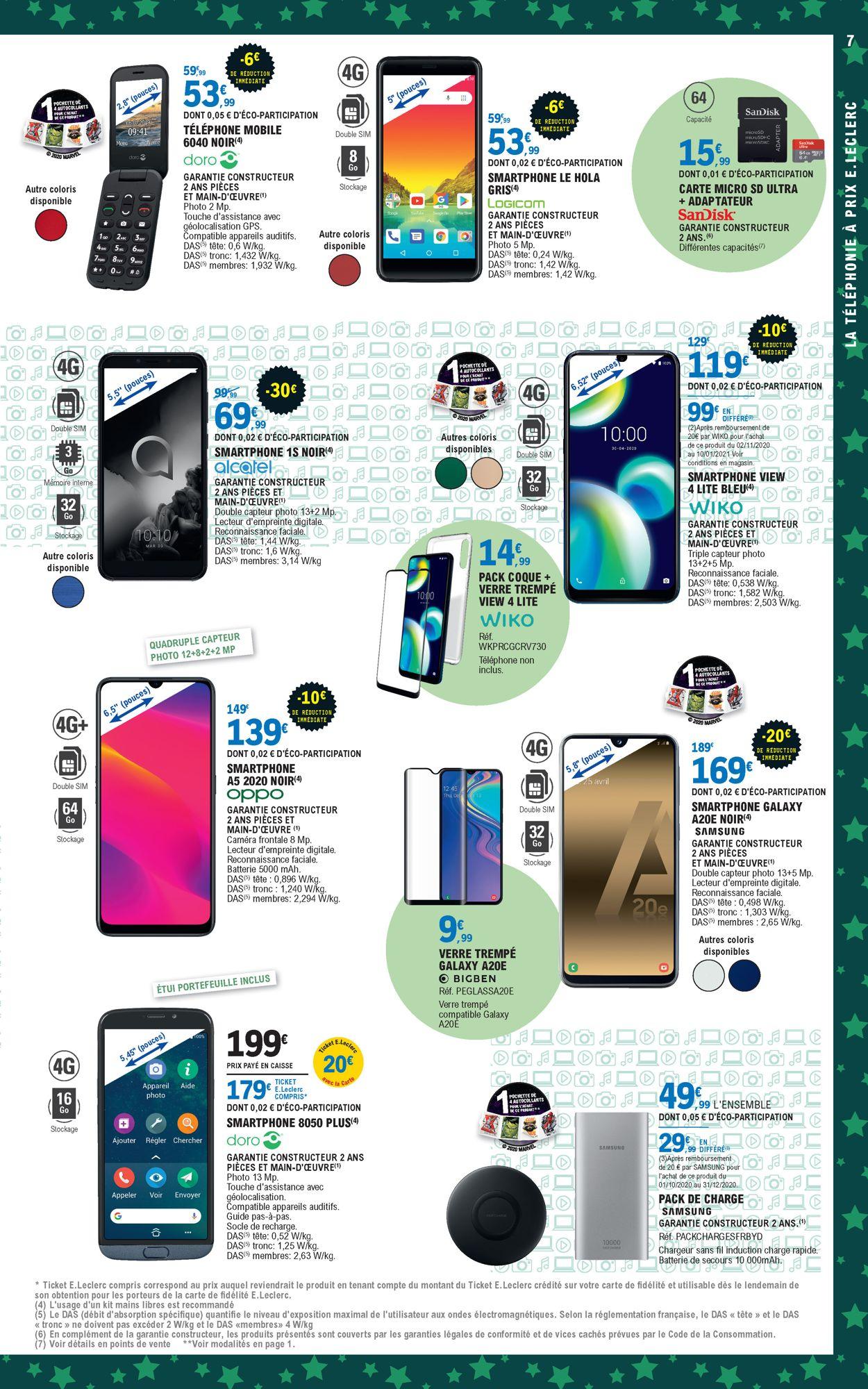 E.leclerc Catalogue - 03.11-14.11.2020 (Page 7)