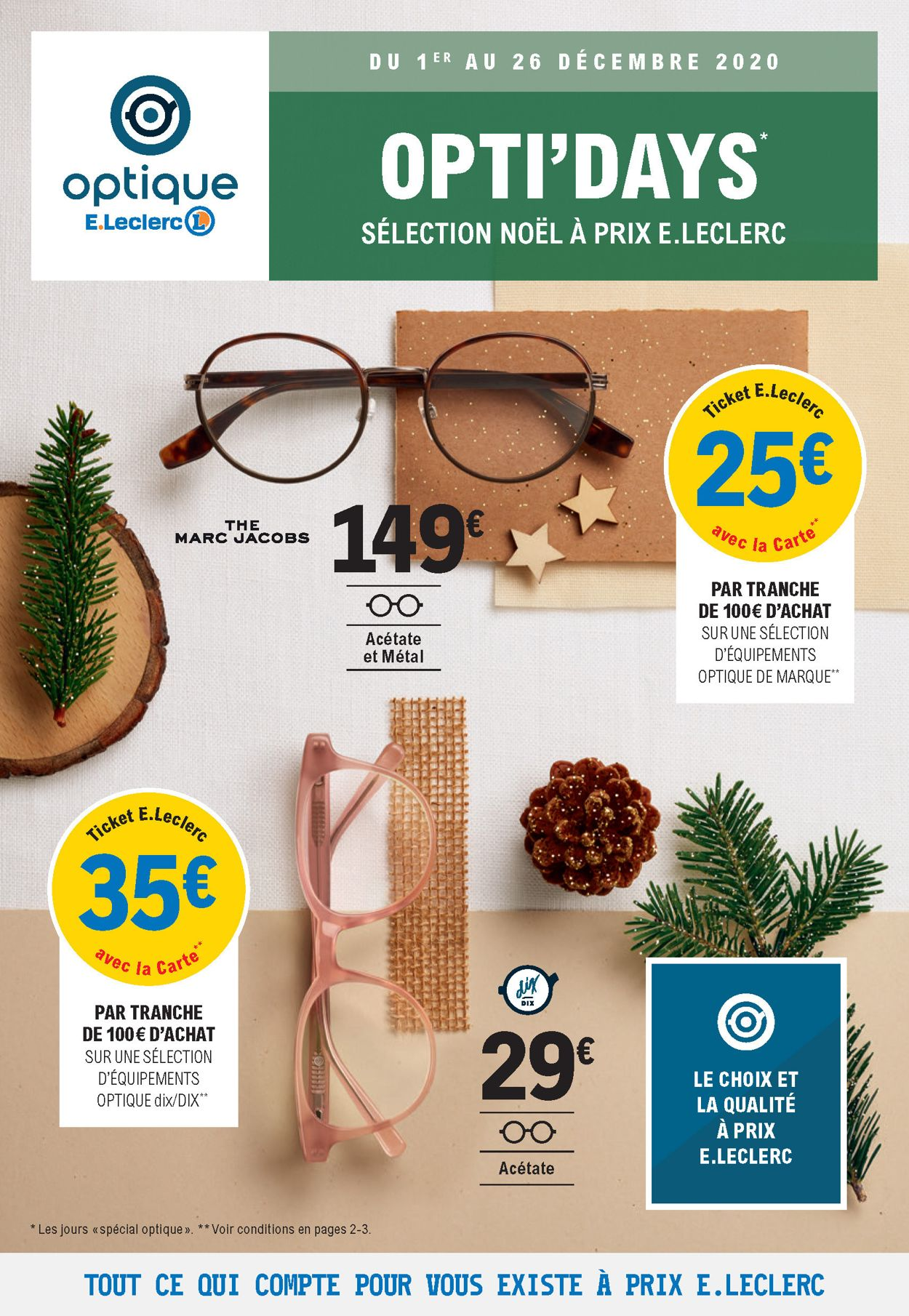 E.leclerc Catalogue - 01.12-26.12.2020