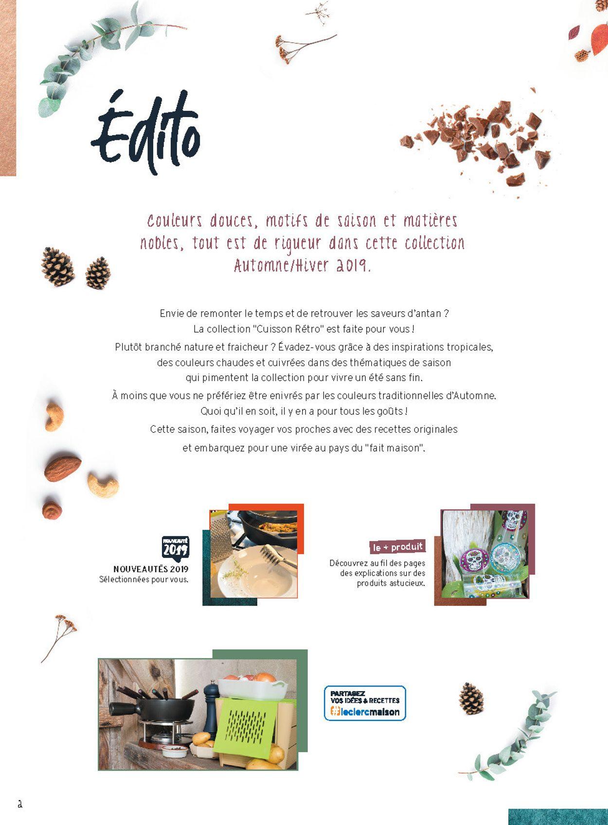 E.leclerc Catalogue - 02.09-31.12.2019 (Page 2)