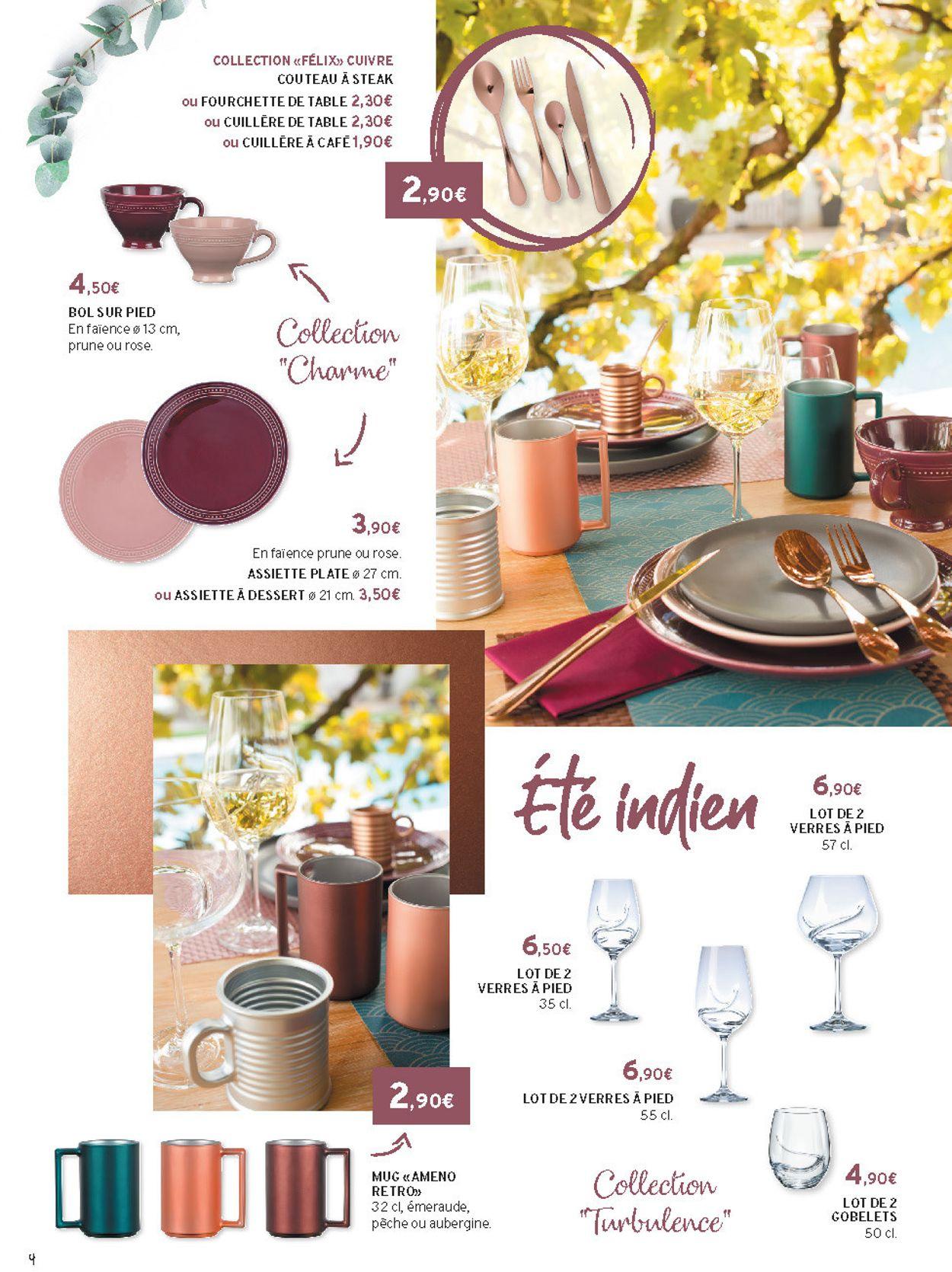 E.leclerc Catalogue - 02.09-31.12.2019 (Page 4)