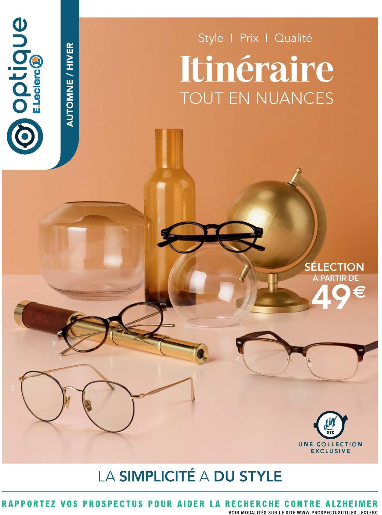 E.leclerc Catalogue - 27.08-22.02.2020