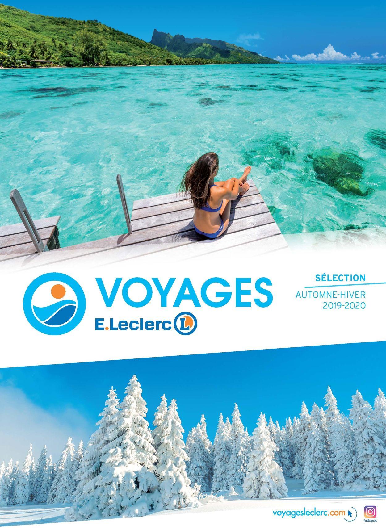 E.leclerc Catalogue - 21.08-31.03.2020