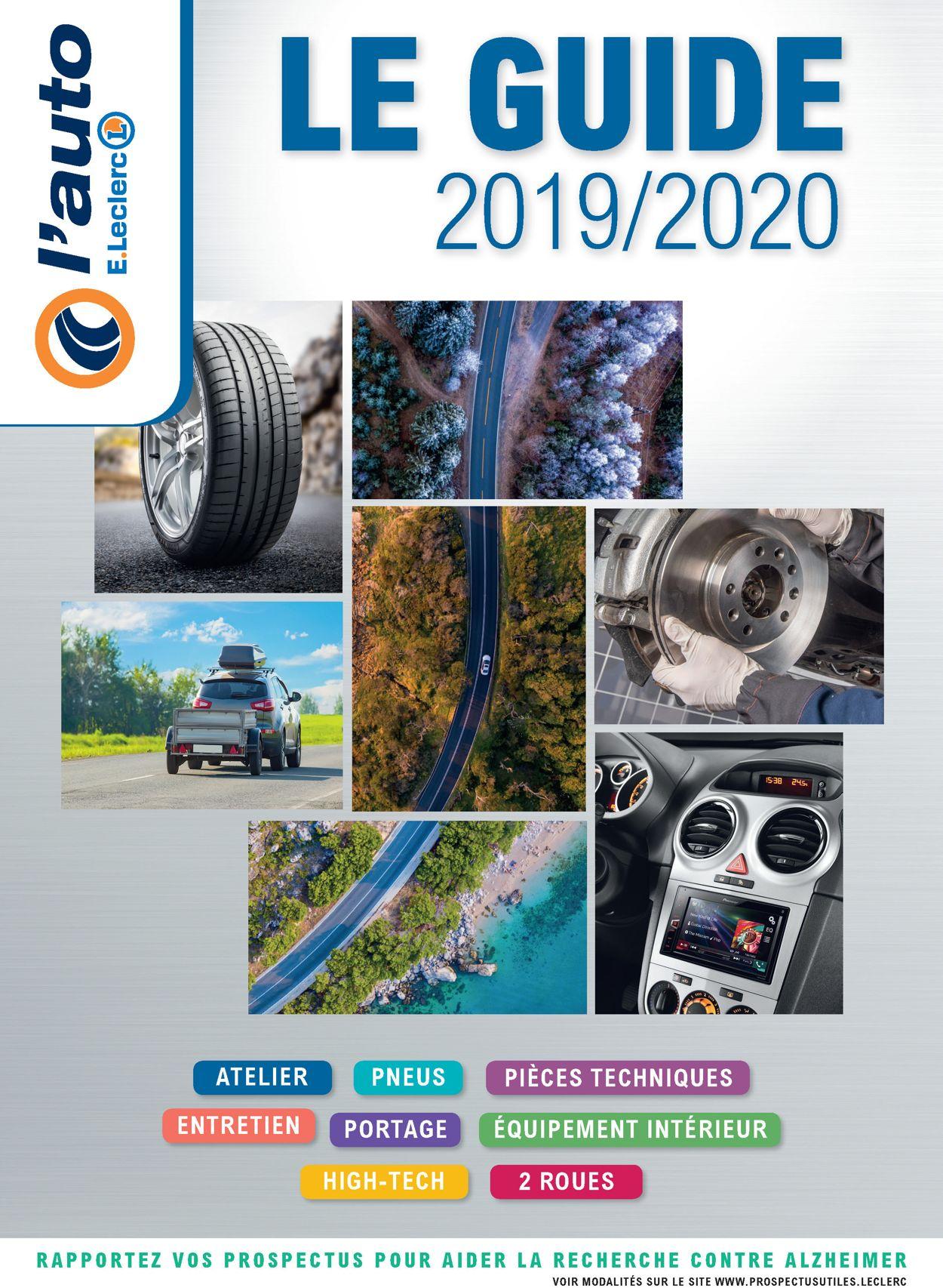 E.leclerc Catalogue - 30.04-31.03.2020