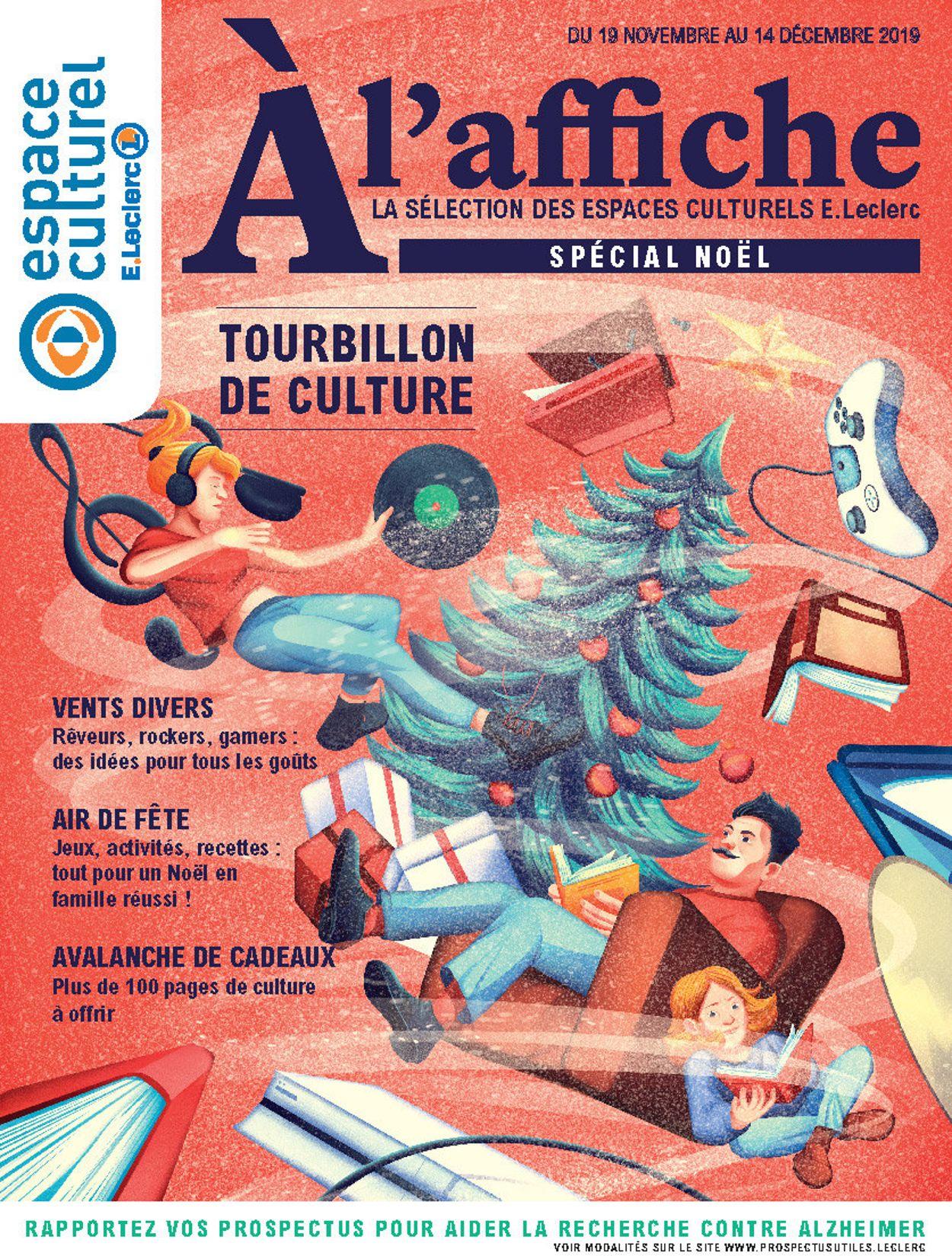 E.leclerc catalogue de Noël 2019 Catalogue - 19.11-14.12.2019