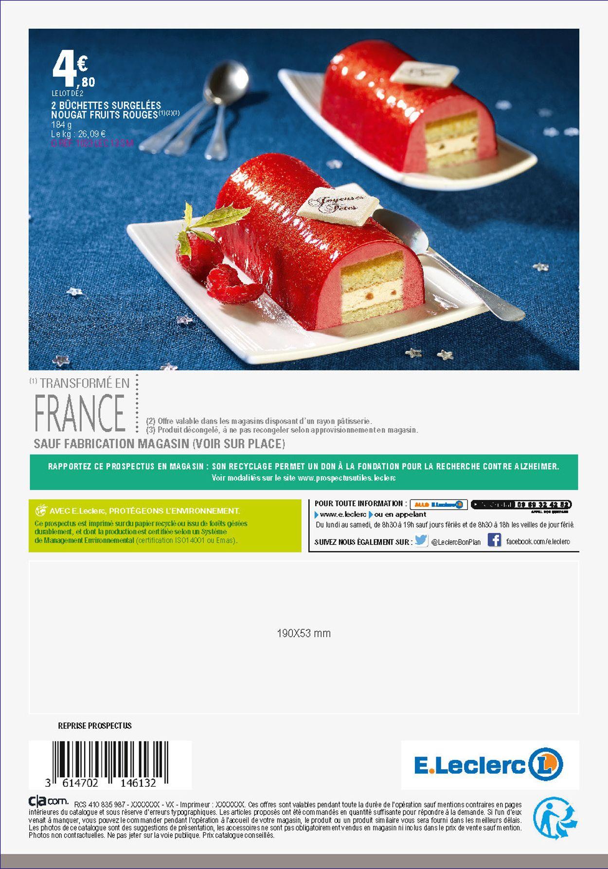 E.leclerc catalogue de Noël 2019 Catalogue - 30.11-31.12.2019 (Page 21)