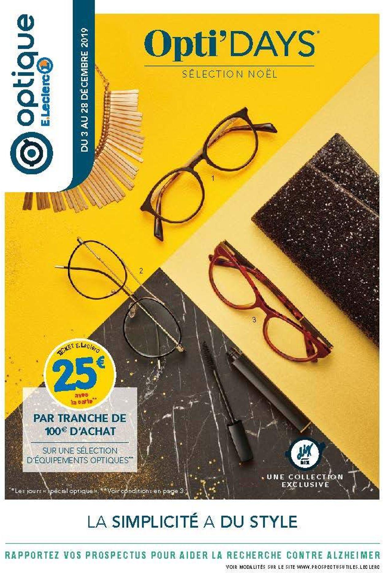 E.leclerc Catalogue - 03.12-28.12.2019