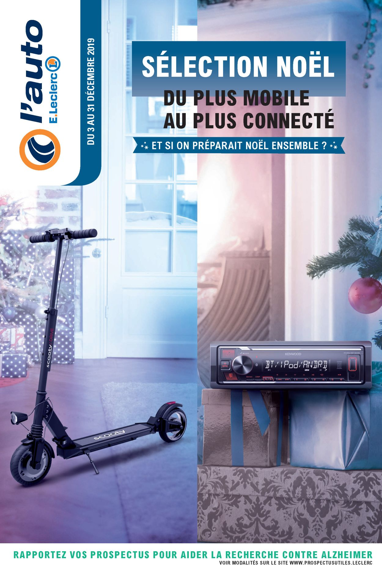 E.leclerc catalogue de Noël 2019 Catalogue - 03.12-31.12.2019