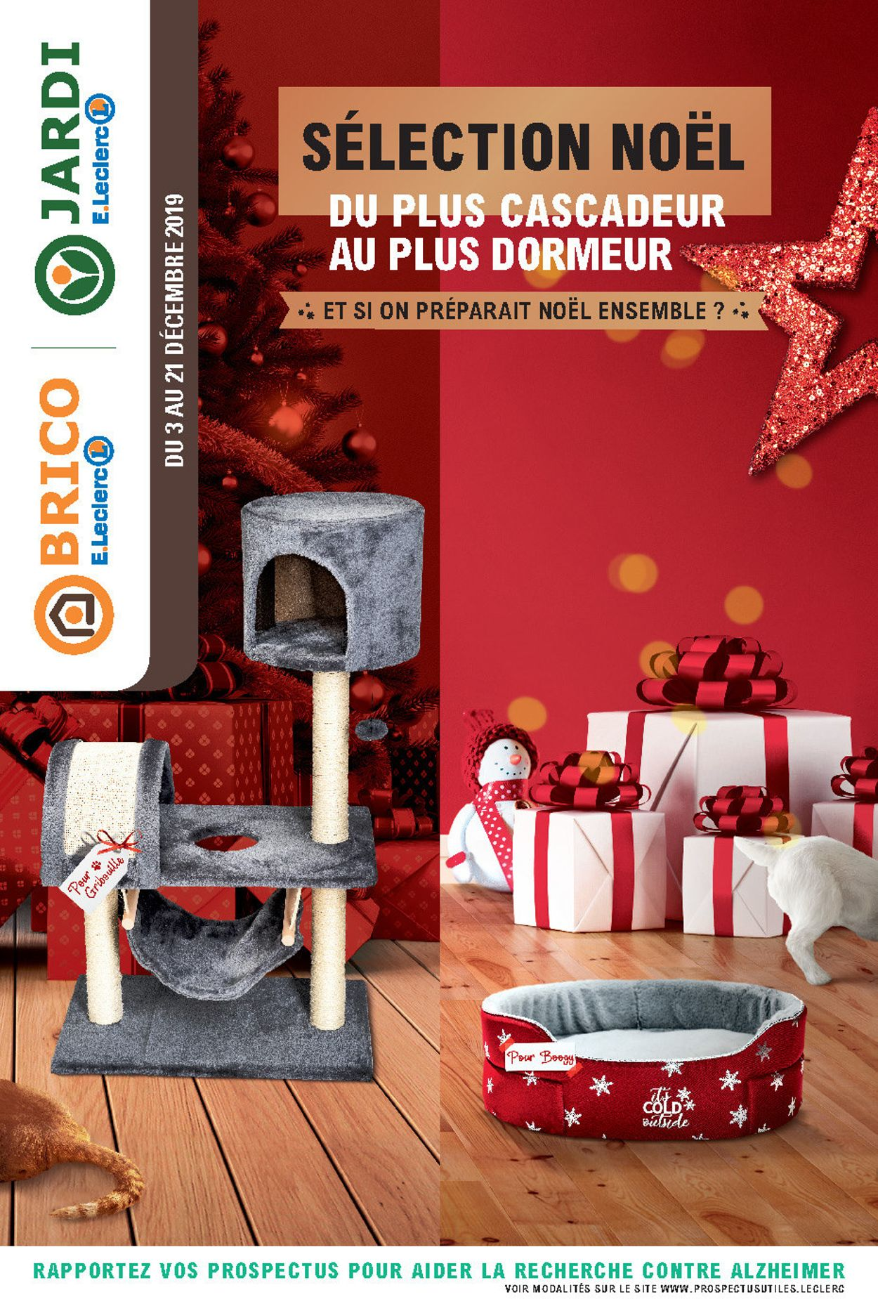 E.leclerc catalogue de Noël 2019 Catalogue - 03.12-21.12.2019