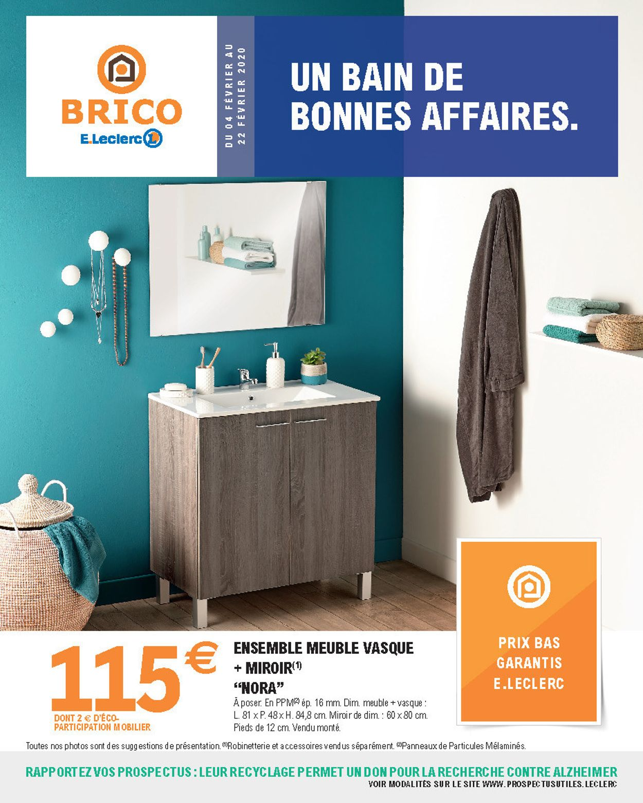 E.leclerc Catalogue - 04.02-22.02.2020