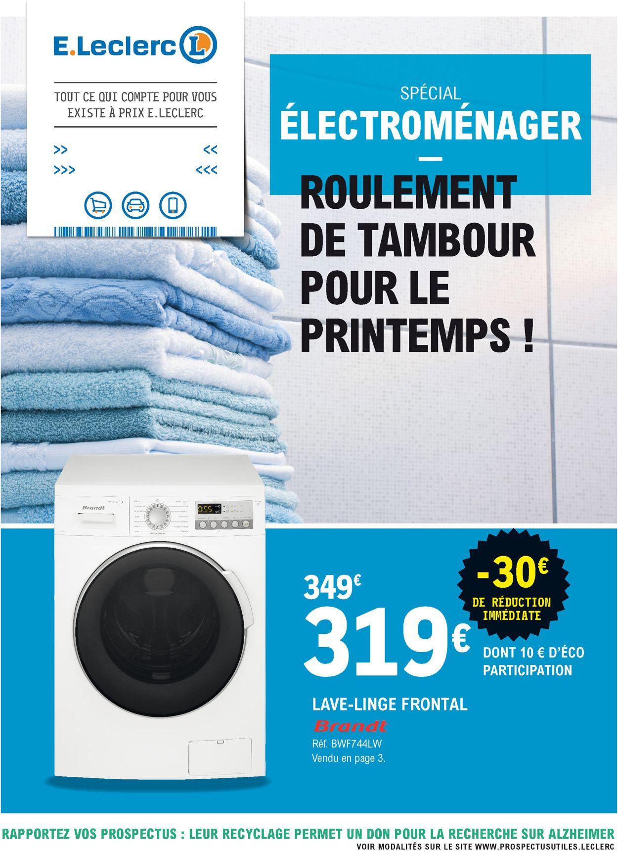 E.leclerc Catalogue - 25.02-14.03.2020