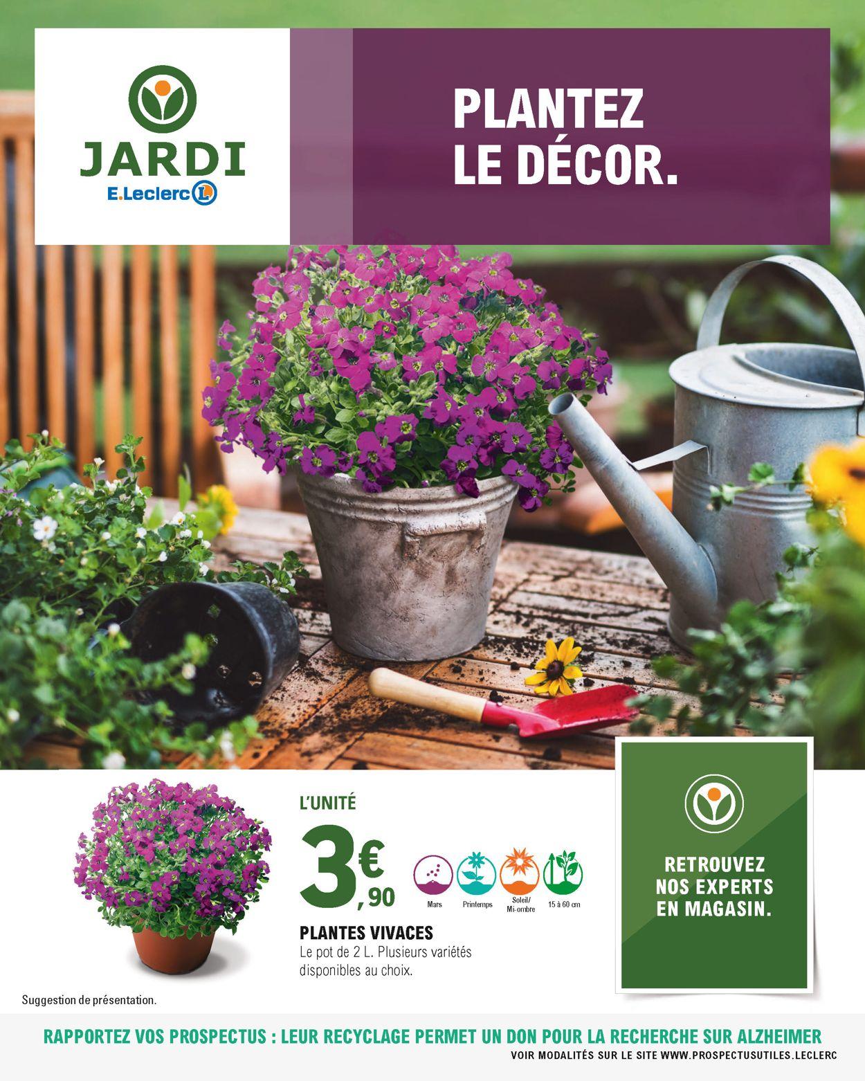 E.leclerc Catalogue - 10.03-21.03.2020