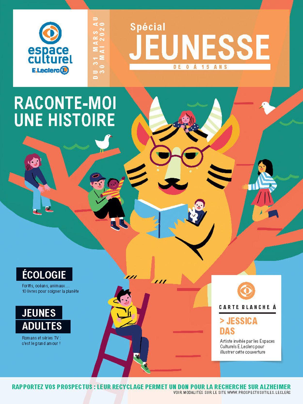 E.leclerc Catalogue - 31.03-30.05.2020