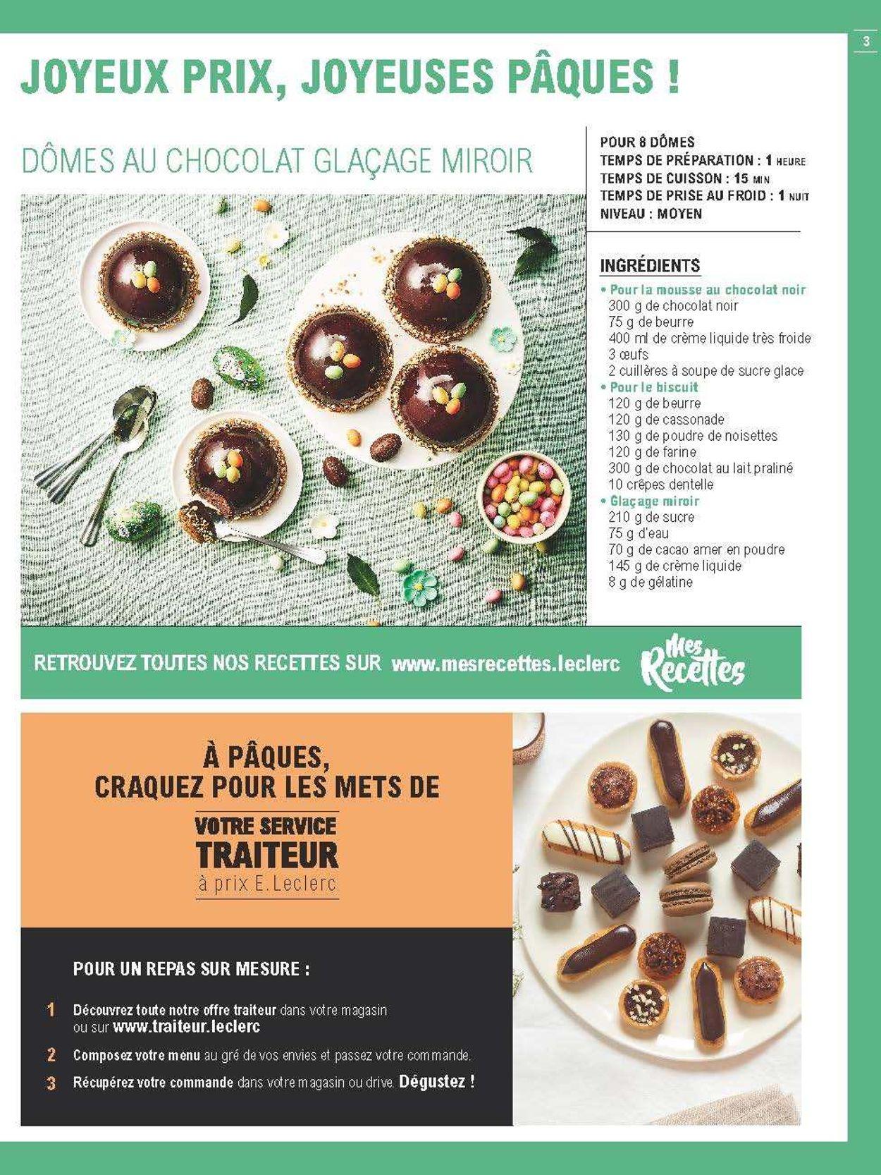 E.leclerc Catalogue - 31.03-12.04.2020 (Page 4)