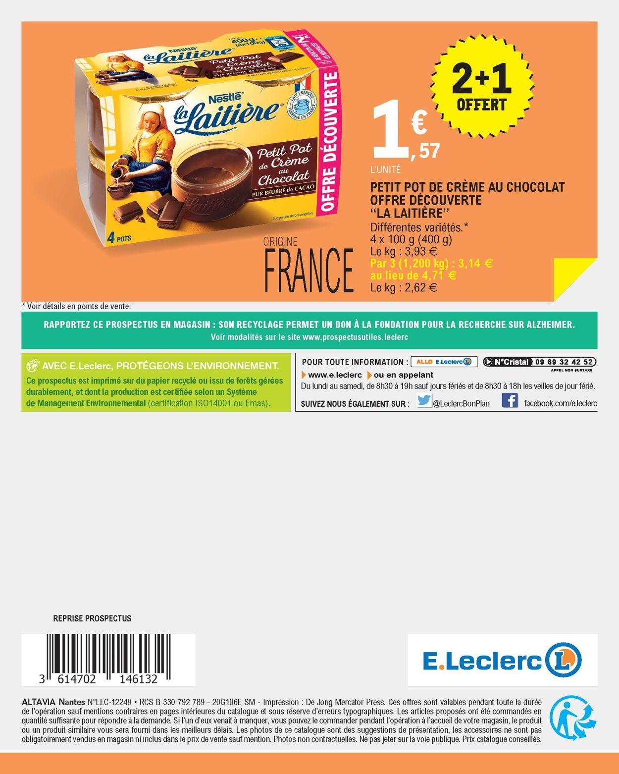 E.leclerc Catalogue - 31.03-11.04.2020 (Page 16)