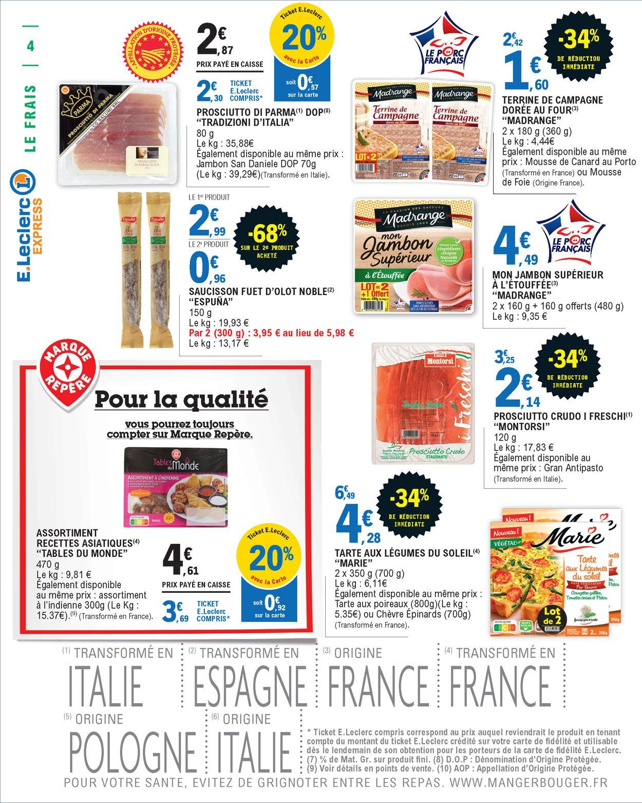 E.leclerc Catalogue - 12.05-23.05.2020 (Page 4)