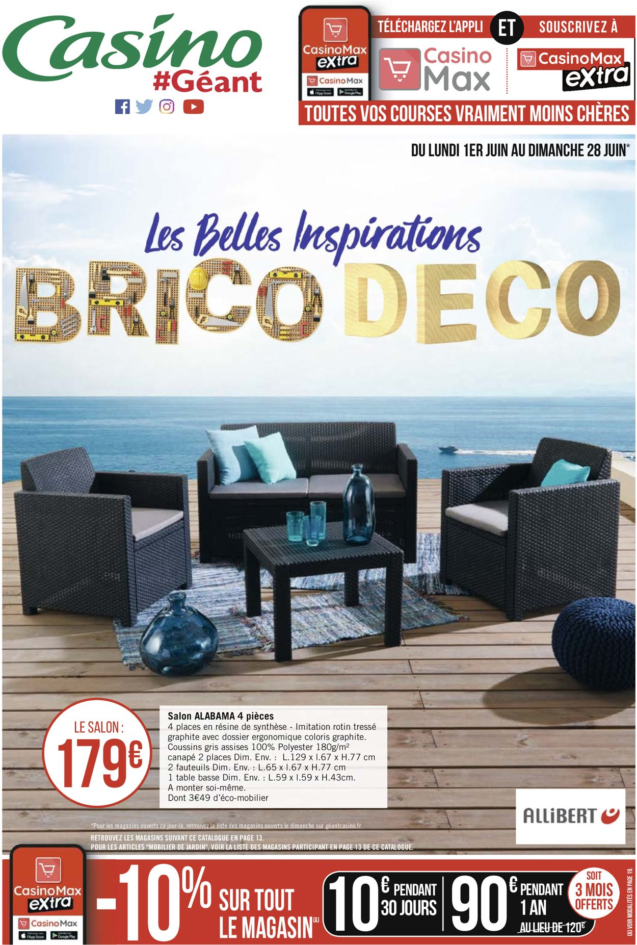Géant Casino Catalogue - 01.06-28.06.2020 (Page 20)