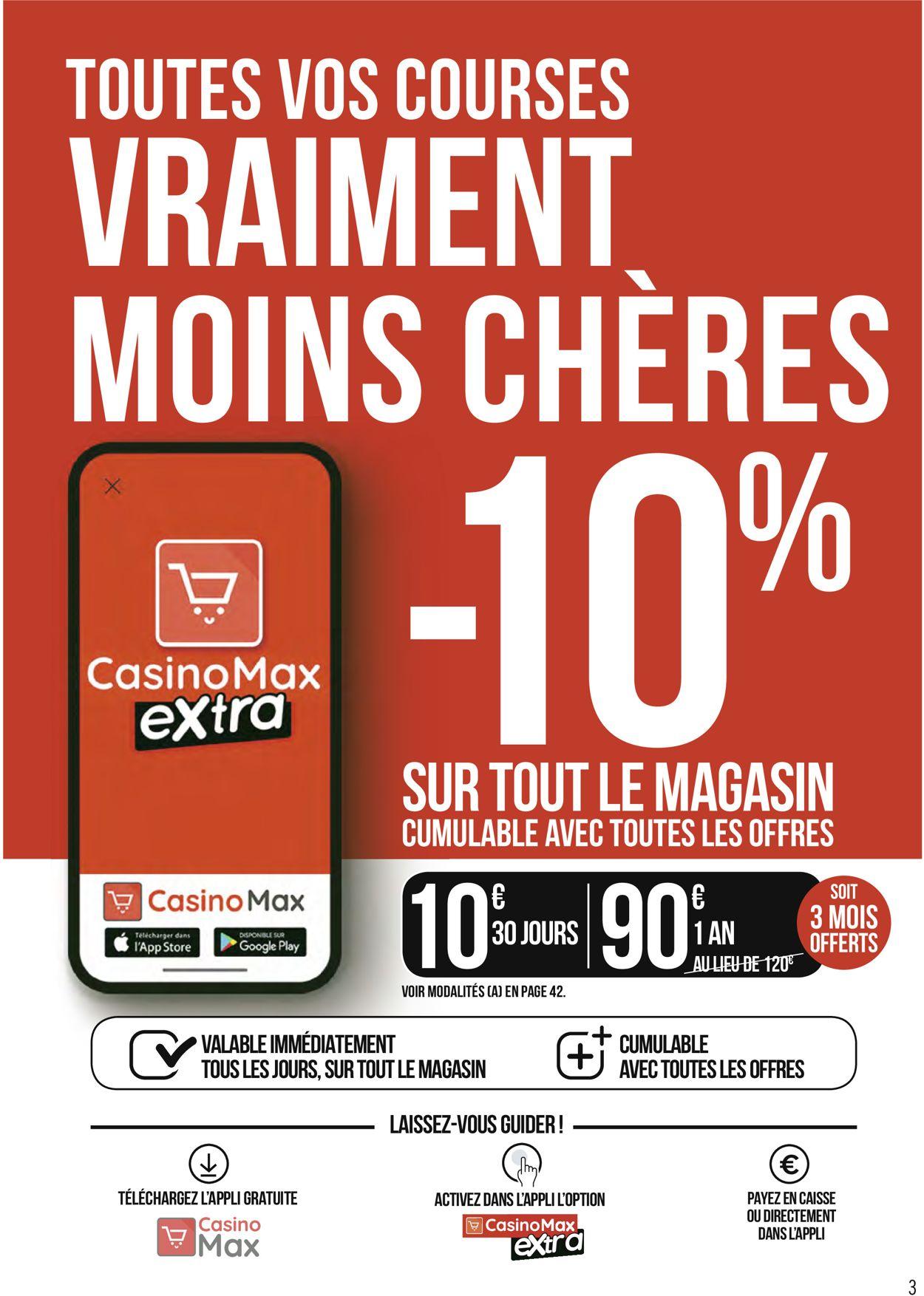 Géant Casino Catalogue - 01.06-14.06.2020 (Page 3)