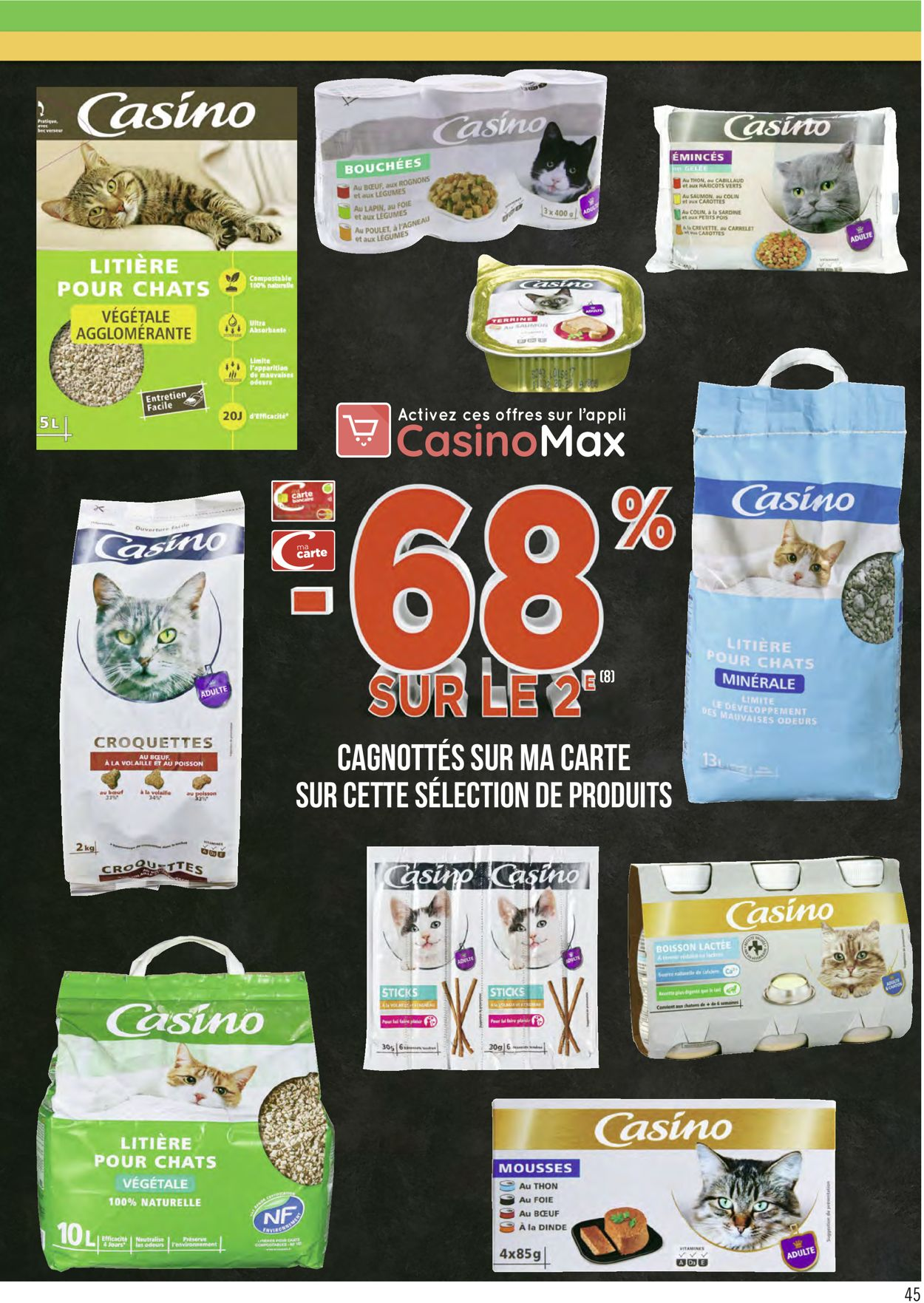 Géant Casino Catalogue - 08.06-21.06.2020 (Page 45)