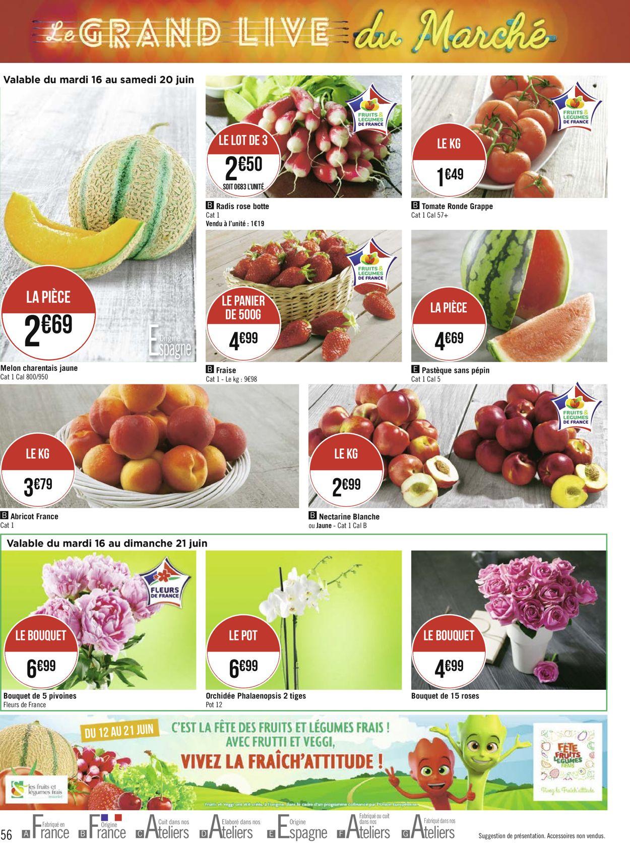 Géant Casino Catalogue - 15.06-28.06.2020 (Page 56)