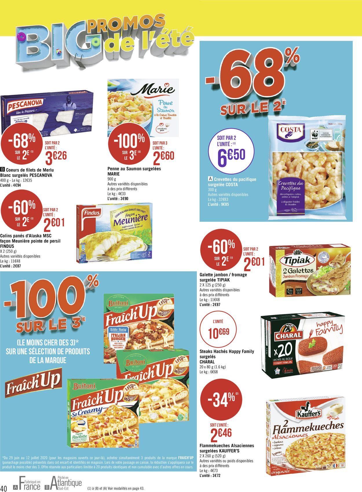 Géant Casino Catalogue - 29.06-12.07.2020 (Page 40)