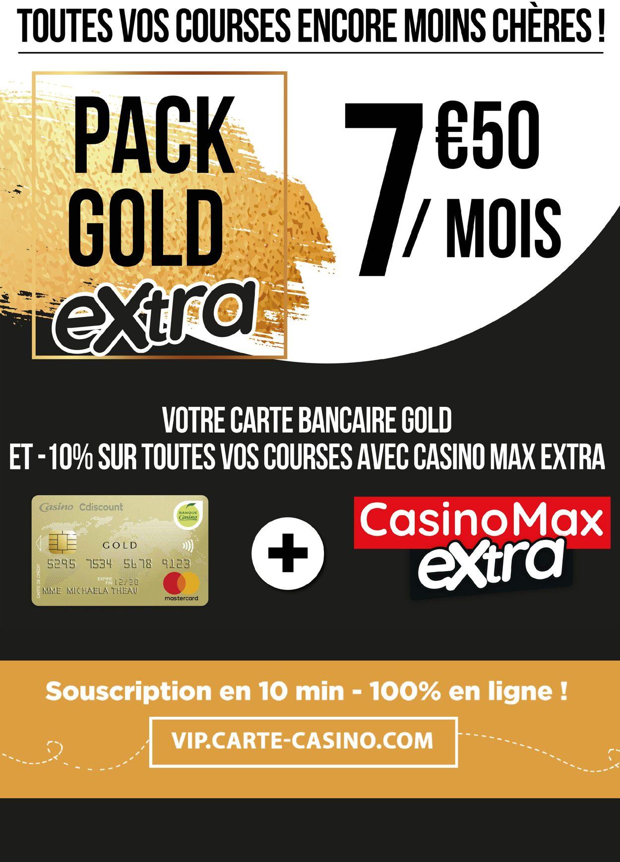 Géant Casino Catalogue - 01.07-31.07.2020