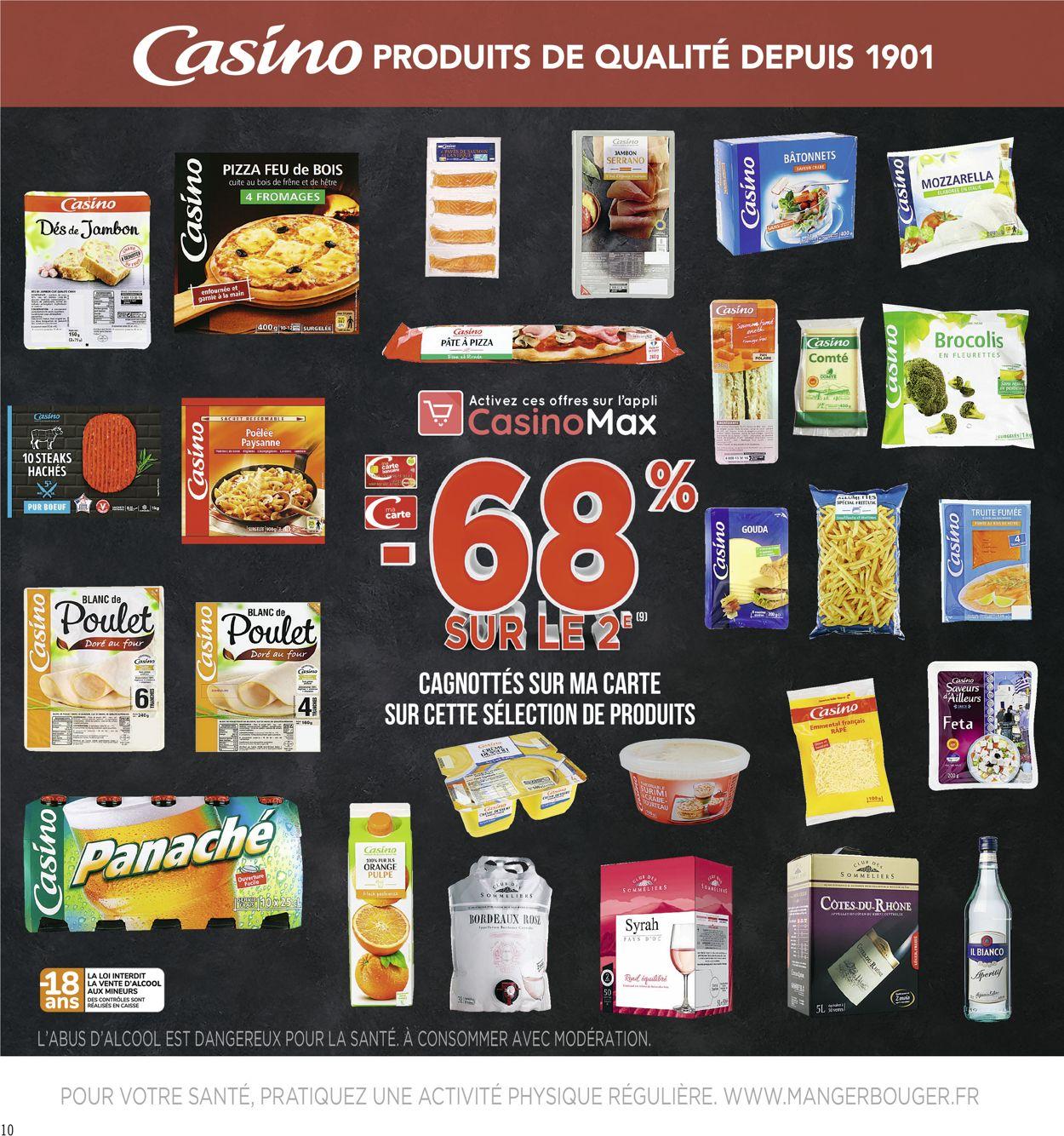 Géant Casino Catalogue - 08.07-19.07.2020 (Page 10)