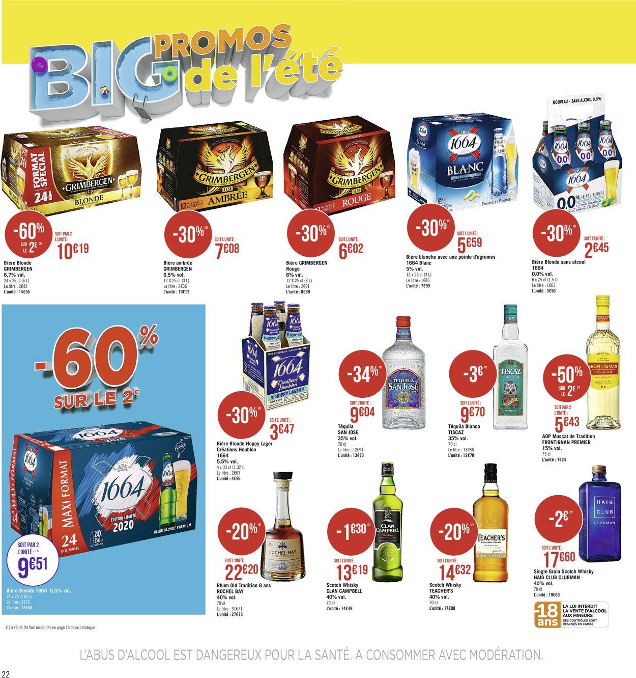 Géant Casino Catalogue - 08.07-19.07.2020 (Page 22)