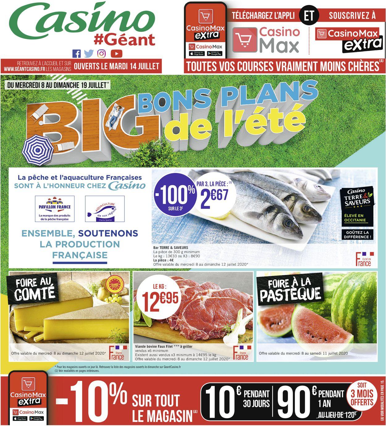Géant Casino Catalogue - 08.07-19.07.2020 (Page 28)