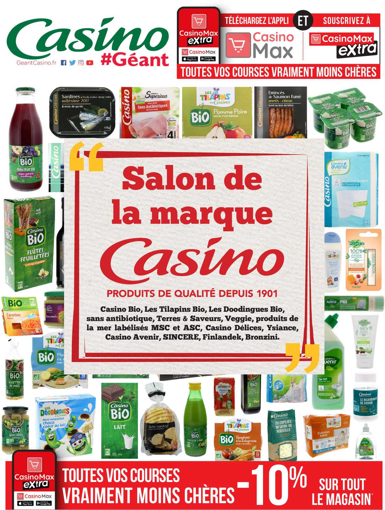 Géant Casino Catalogue - 13.07-26.07.2020
