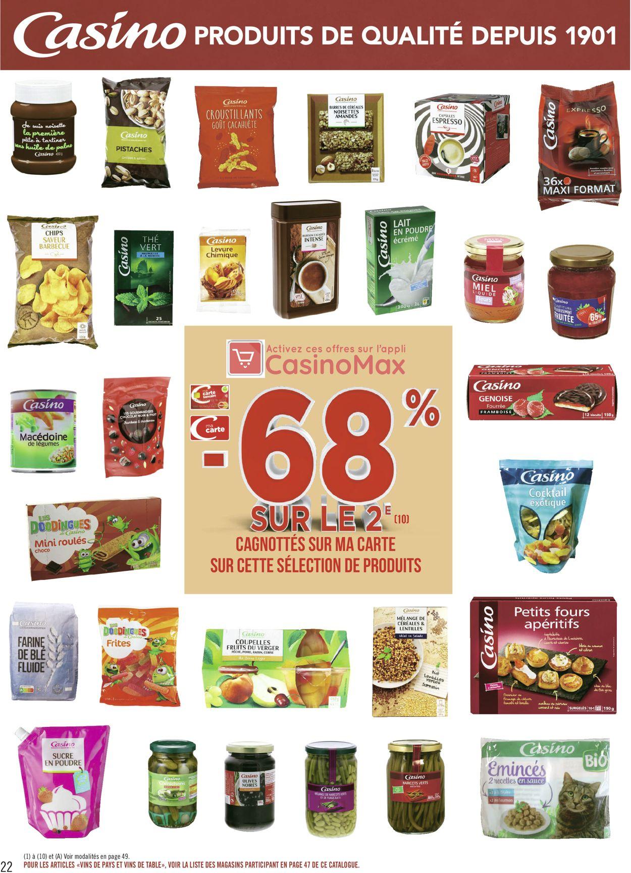 Géant Casino Catalogue - 13.07-26.07.2020 (Page 12)