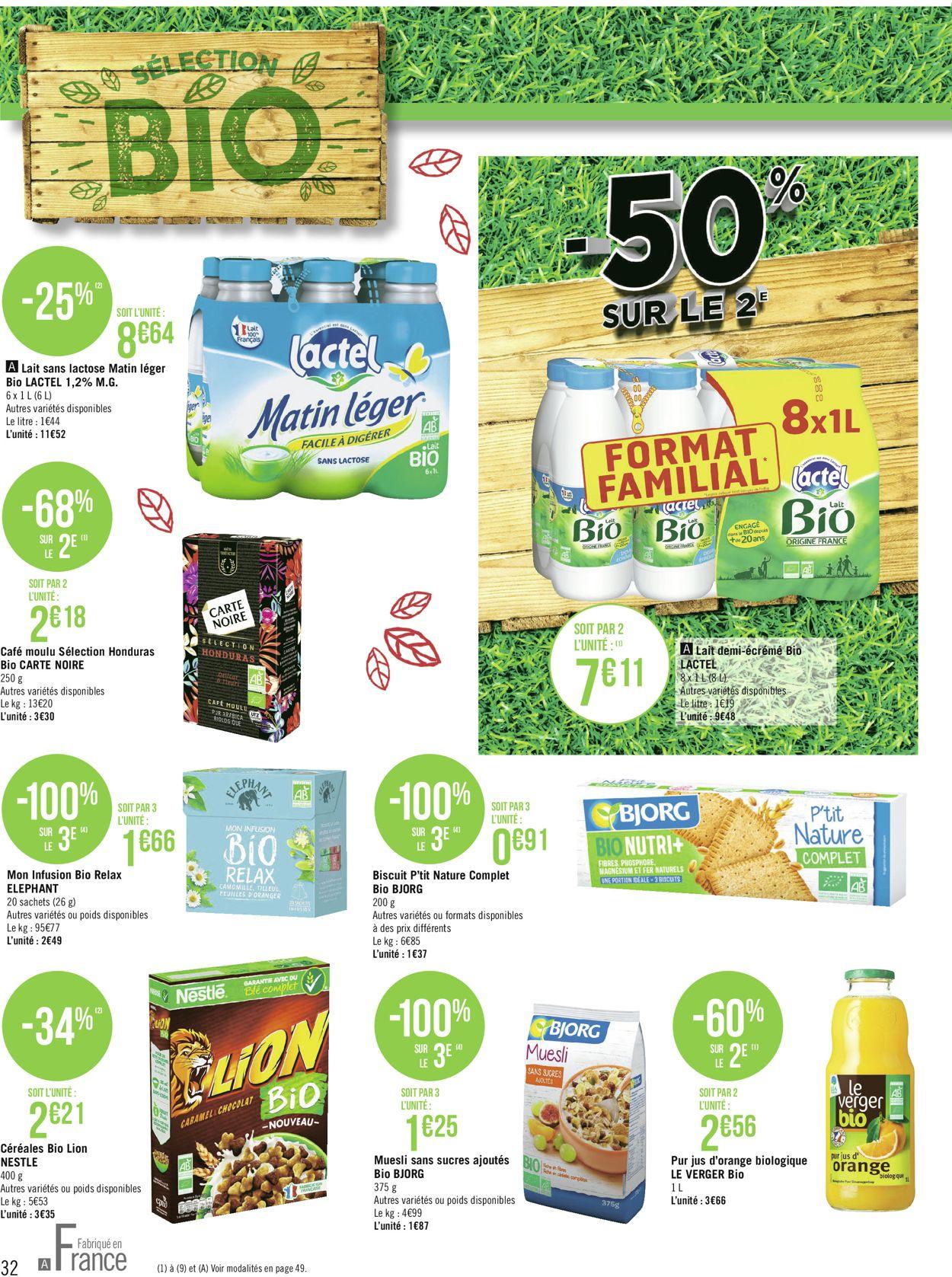 Géant Casino Catalogue - 13.07-26.07.2020 (Page 32)