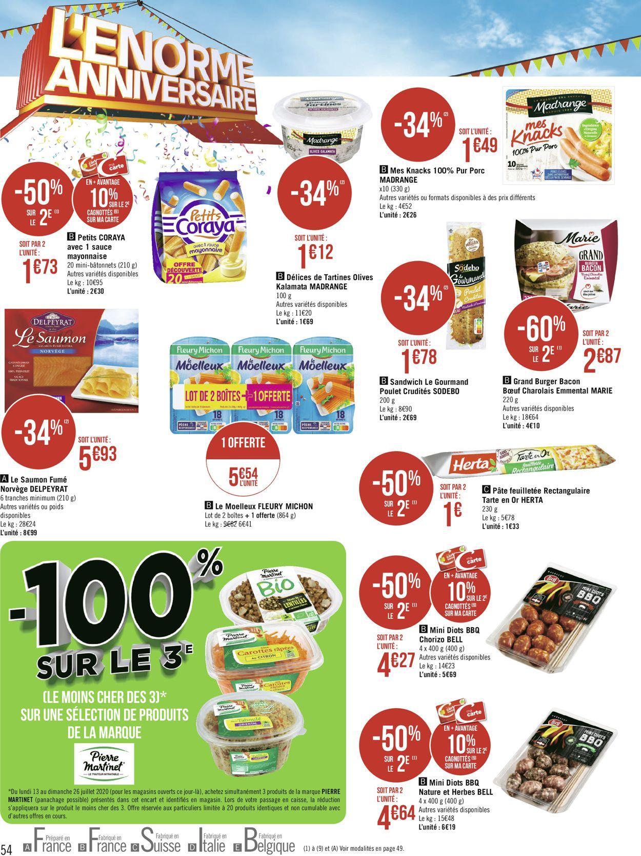 Géant Casino Catalogue - 13.07-26.07.2020 (Page 54)