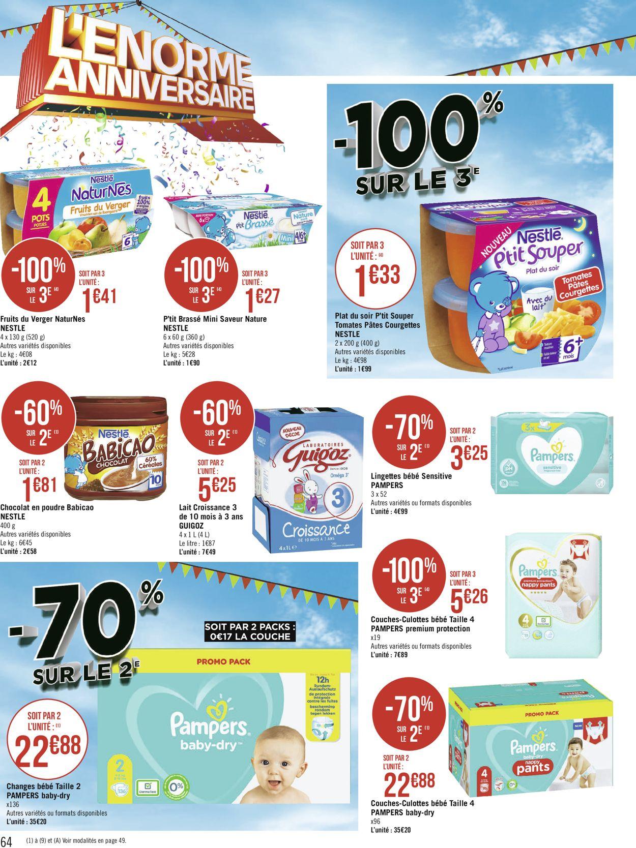 Géant Casino Catalogue - 13.07-26.07.2020 (Page 64)