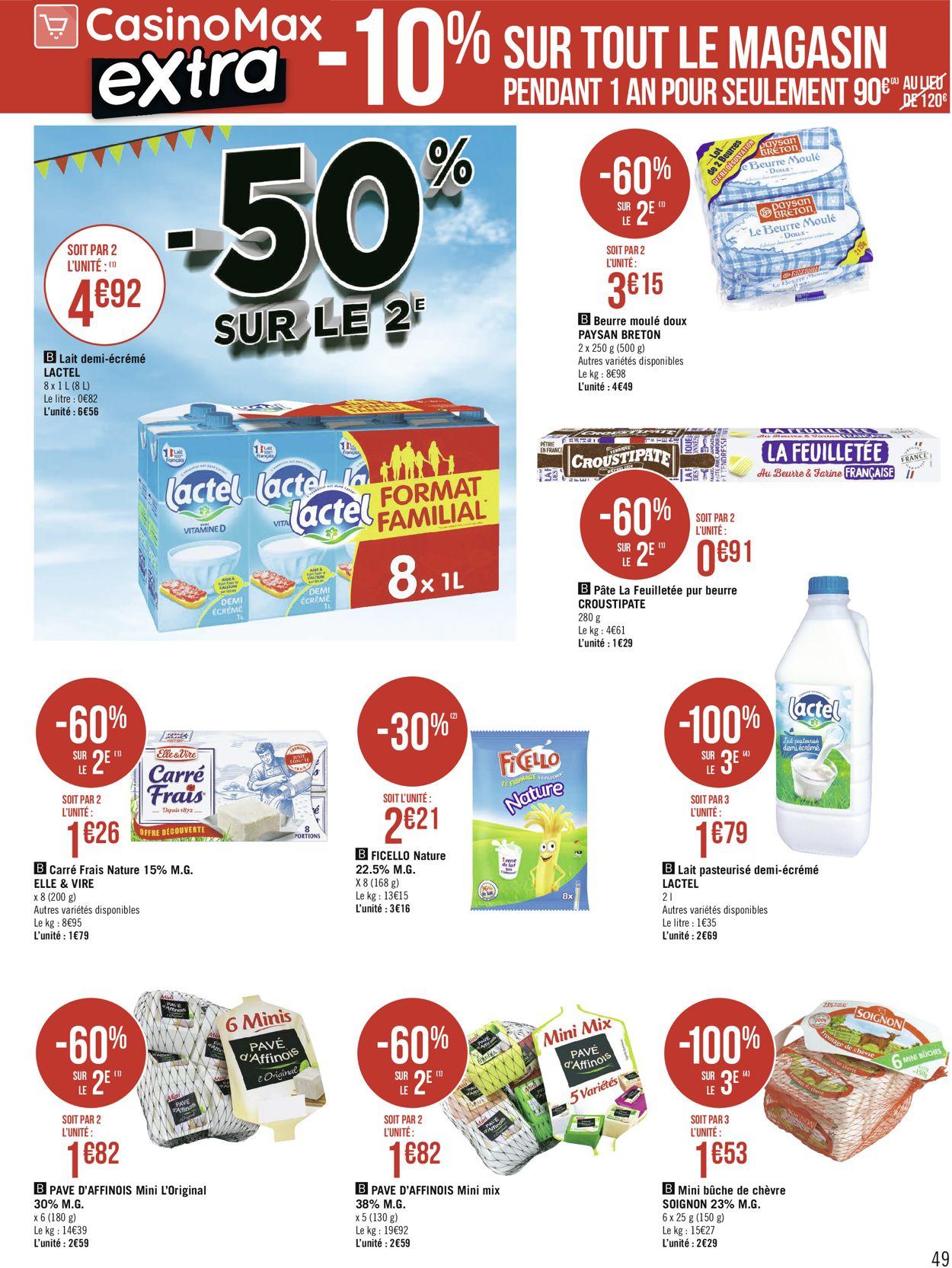 Géant Casino Catalogue - 27.07-09.08.2020 (Page 49)