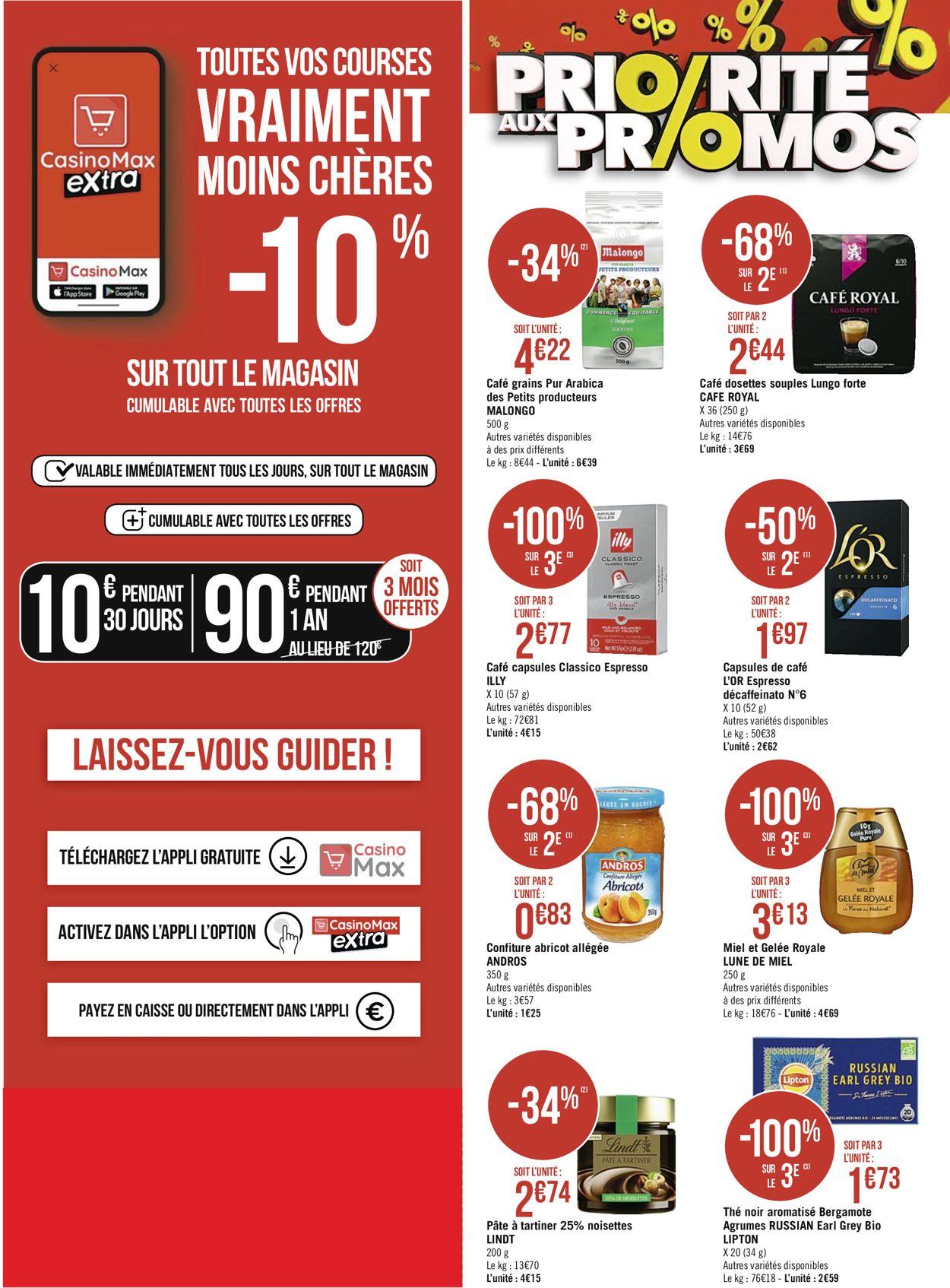 Géant Casino Priorité aux promos 2021 Catalogue - 11.01-24.01.2021 (Page 2)