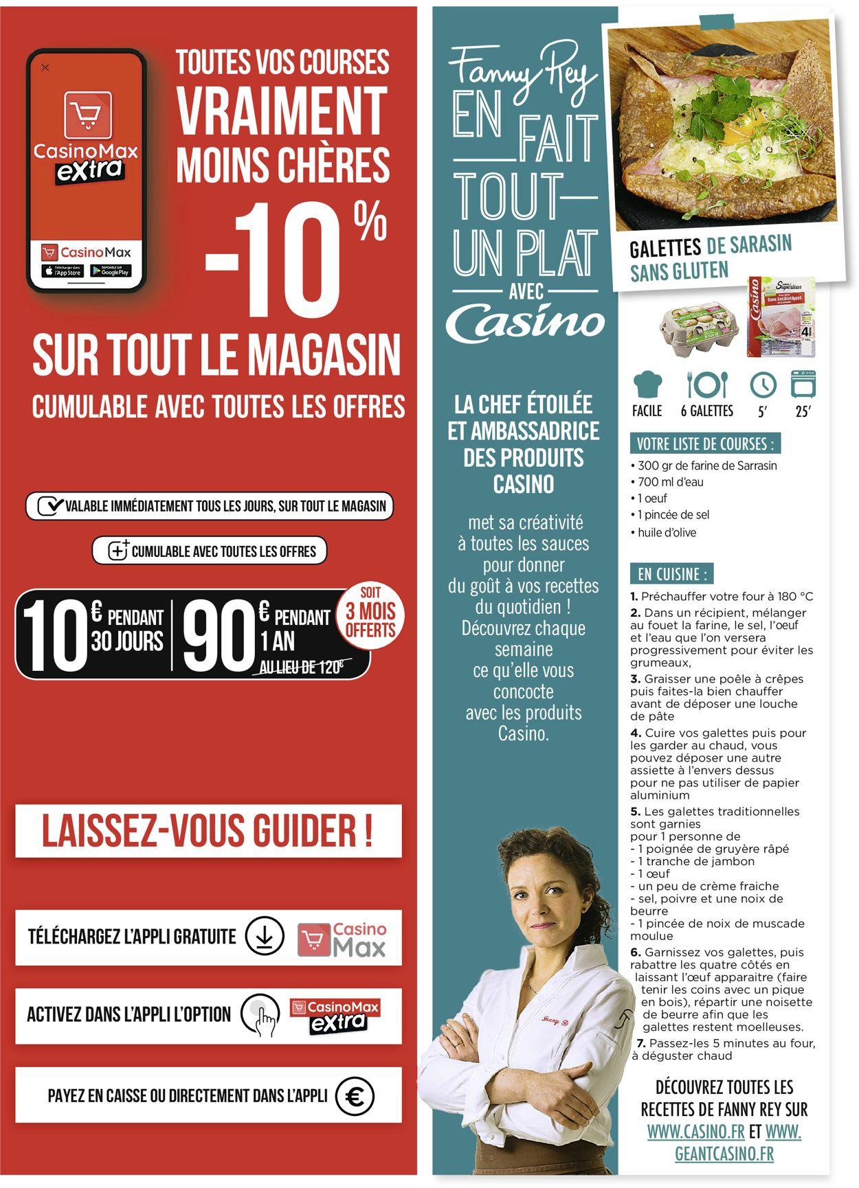 Géant Casino Priorité Aux Promos 2021 Catalogue - 25.01-07.02.2021 (Page 2)