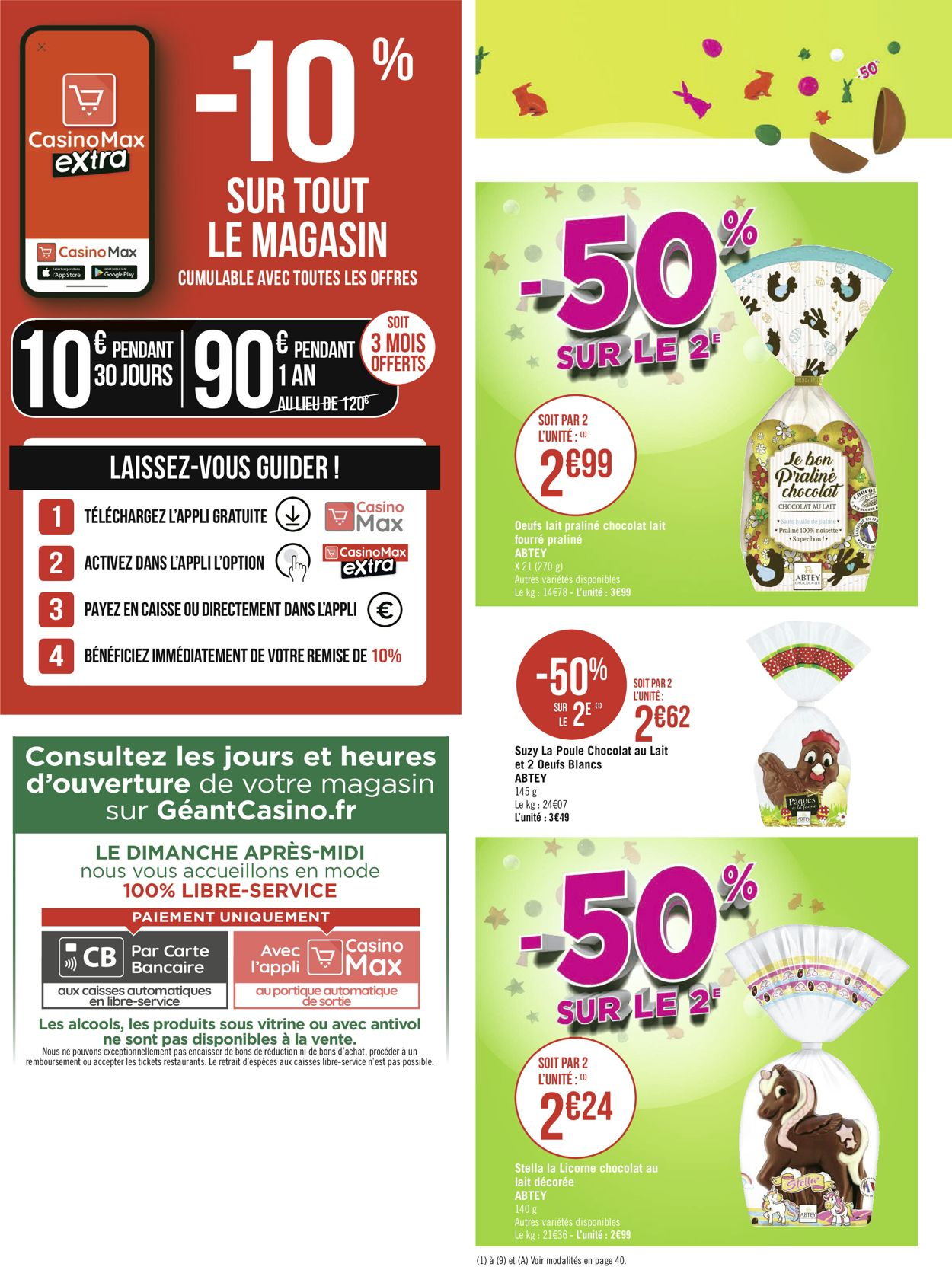 Géant Casino Catalogue - 15.03-28.03.2021 (Page 2)